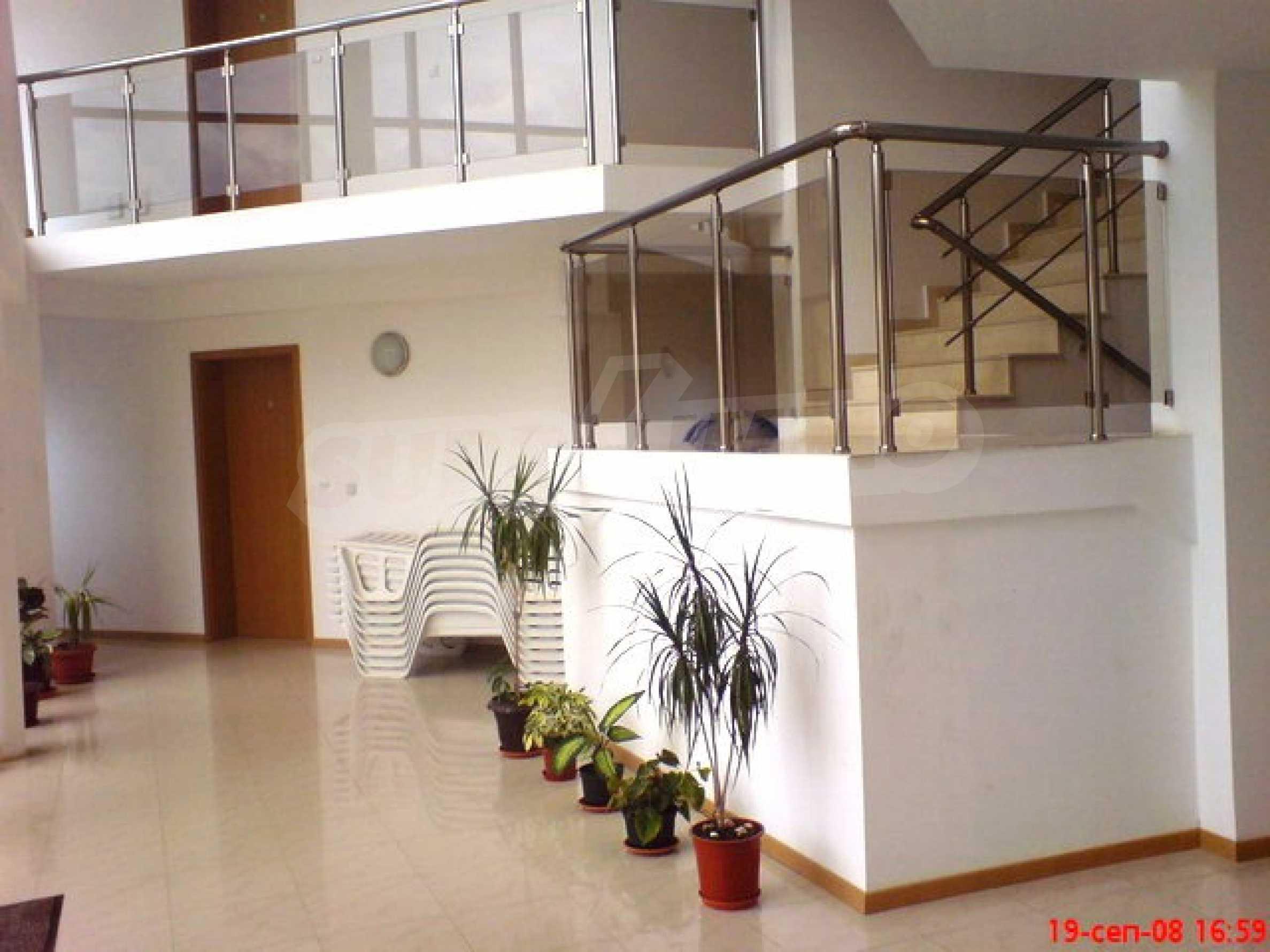 Apartment mit einem Schlafzimmer im Komplex mit Meerblick in Sveti Vlas 11