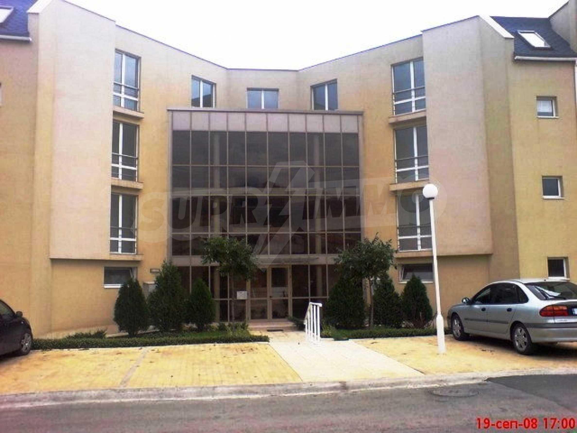 Apartment mit einem Schlafzimmer im Komplex mit Meerblick in Sveti Vlas 13