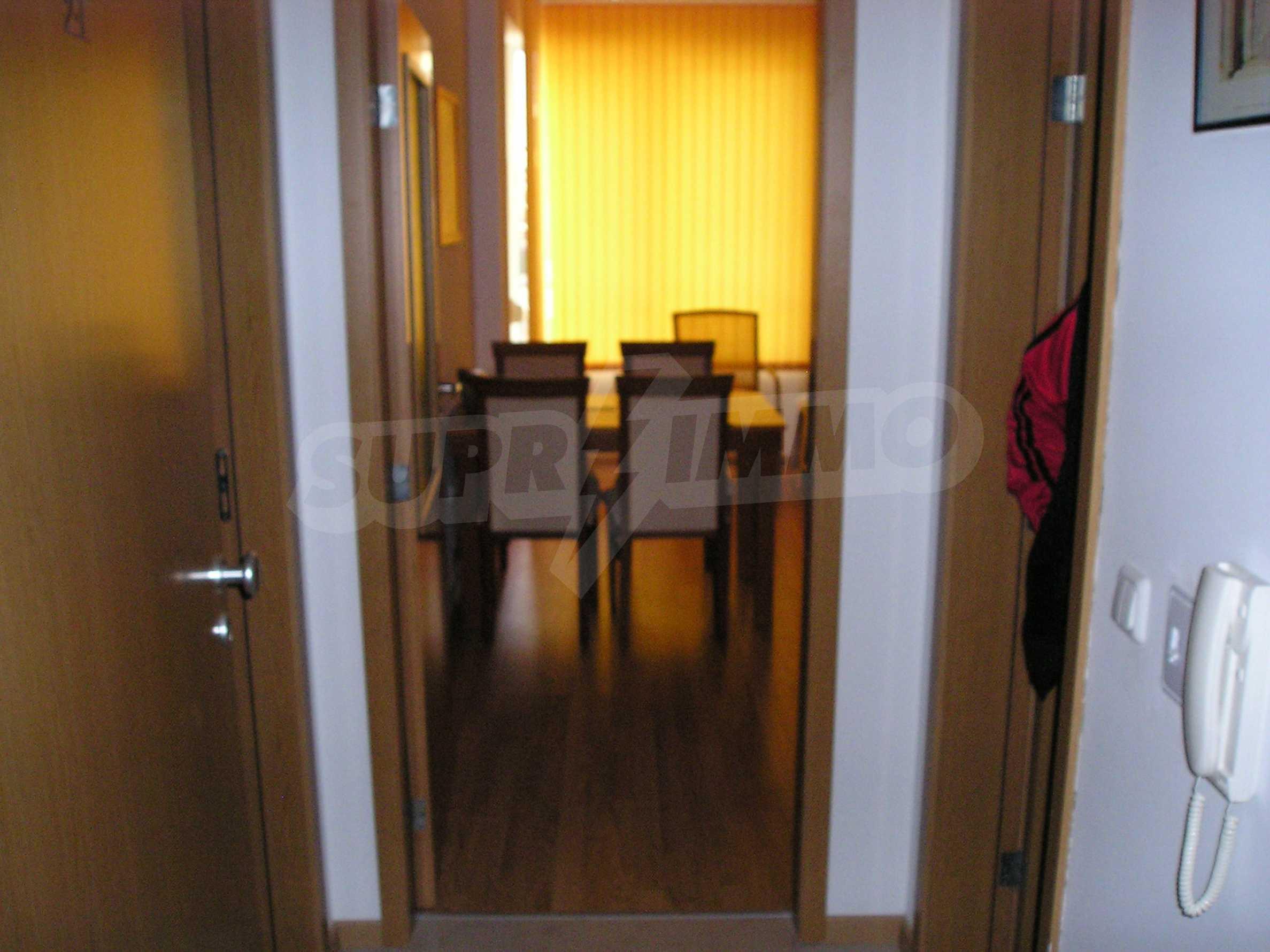 Apartment mit einem Schlafzimmer im Komplex mit Meerblick in Sveti Vlas 4
