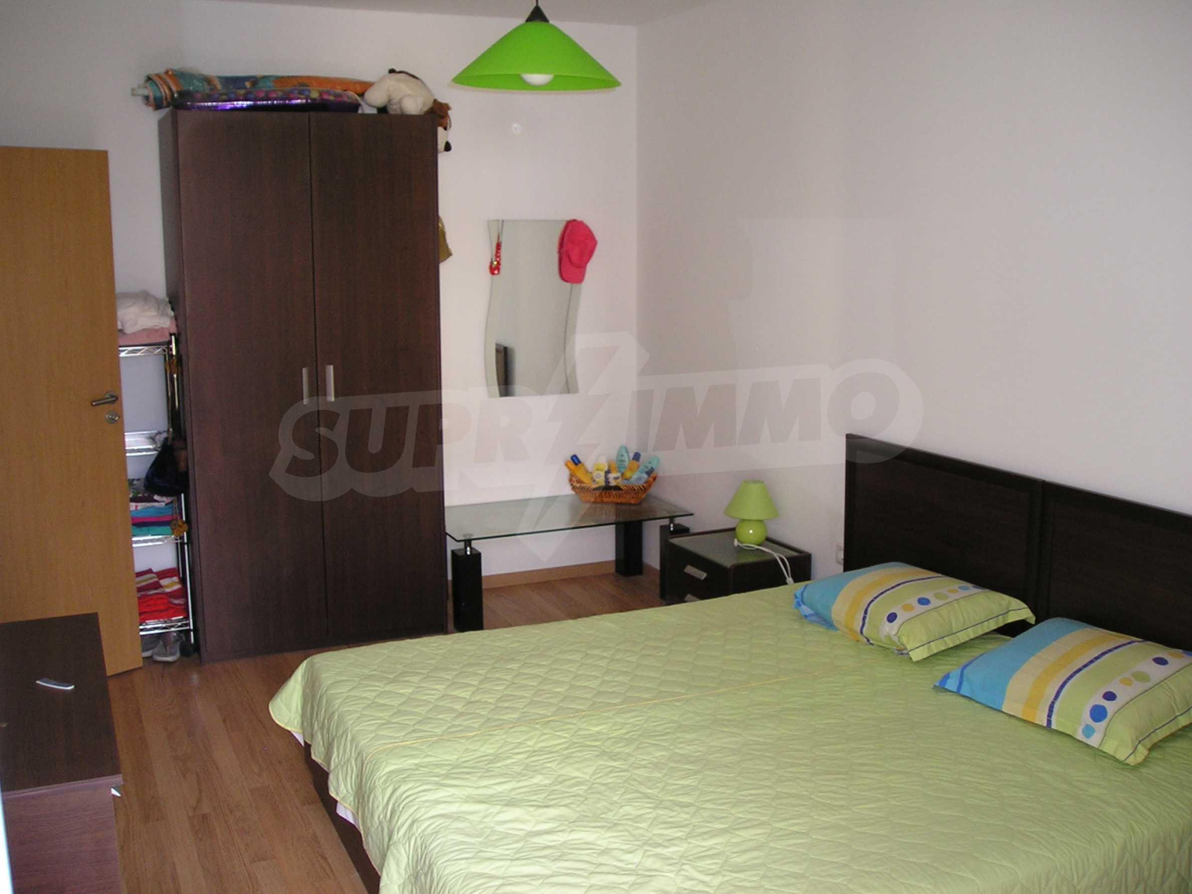 Apartment mit einem Schlafzimmer im Komplex mit Meerblick in Sveti Vlas 6
