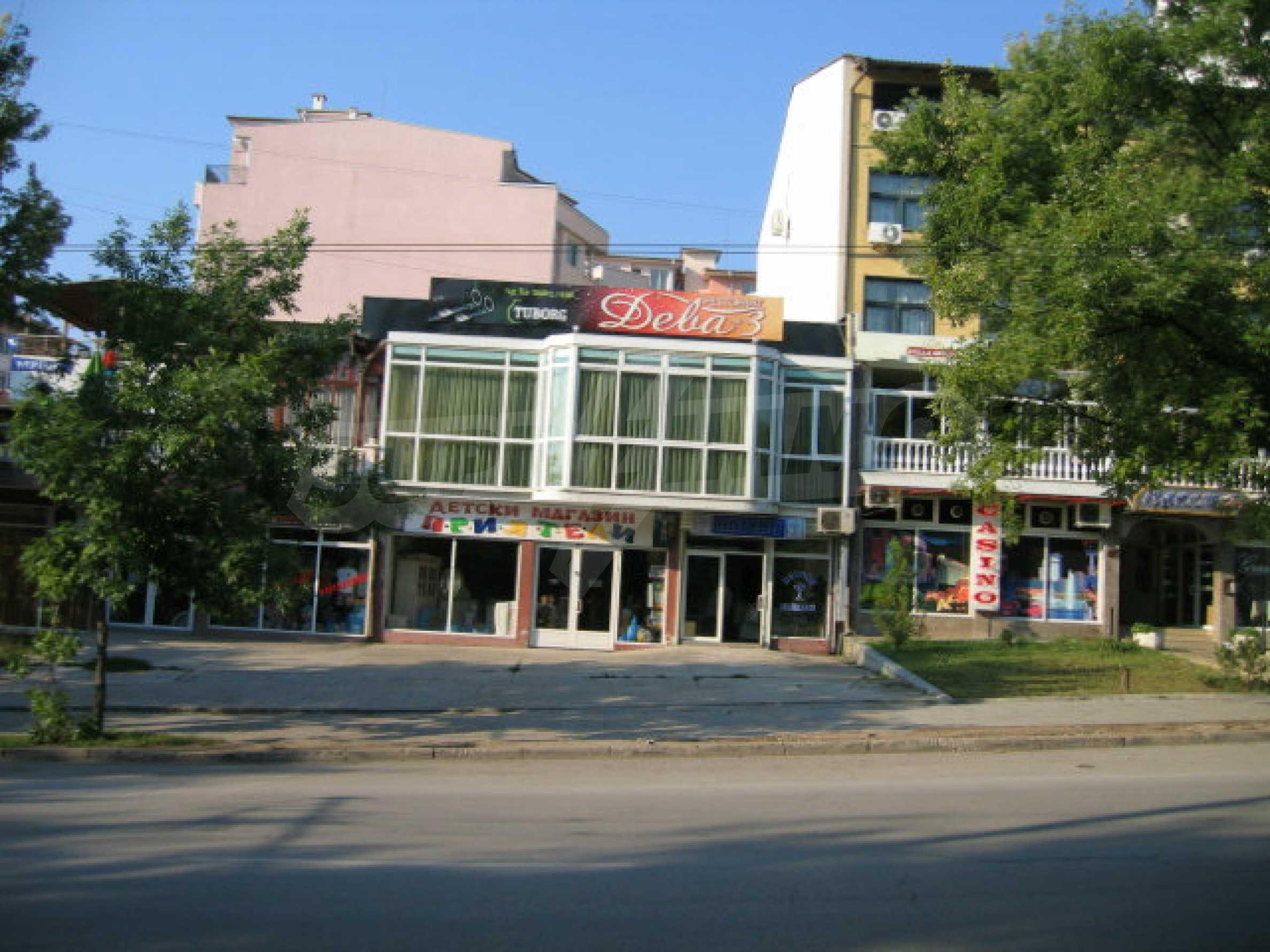 Kaufen Sie in der Haupteinkaufsstraße in Veliko Tarnovo ein 10
