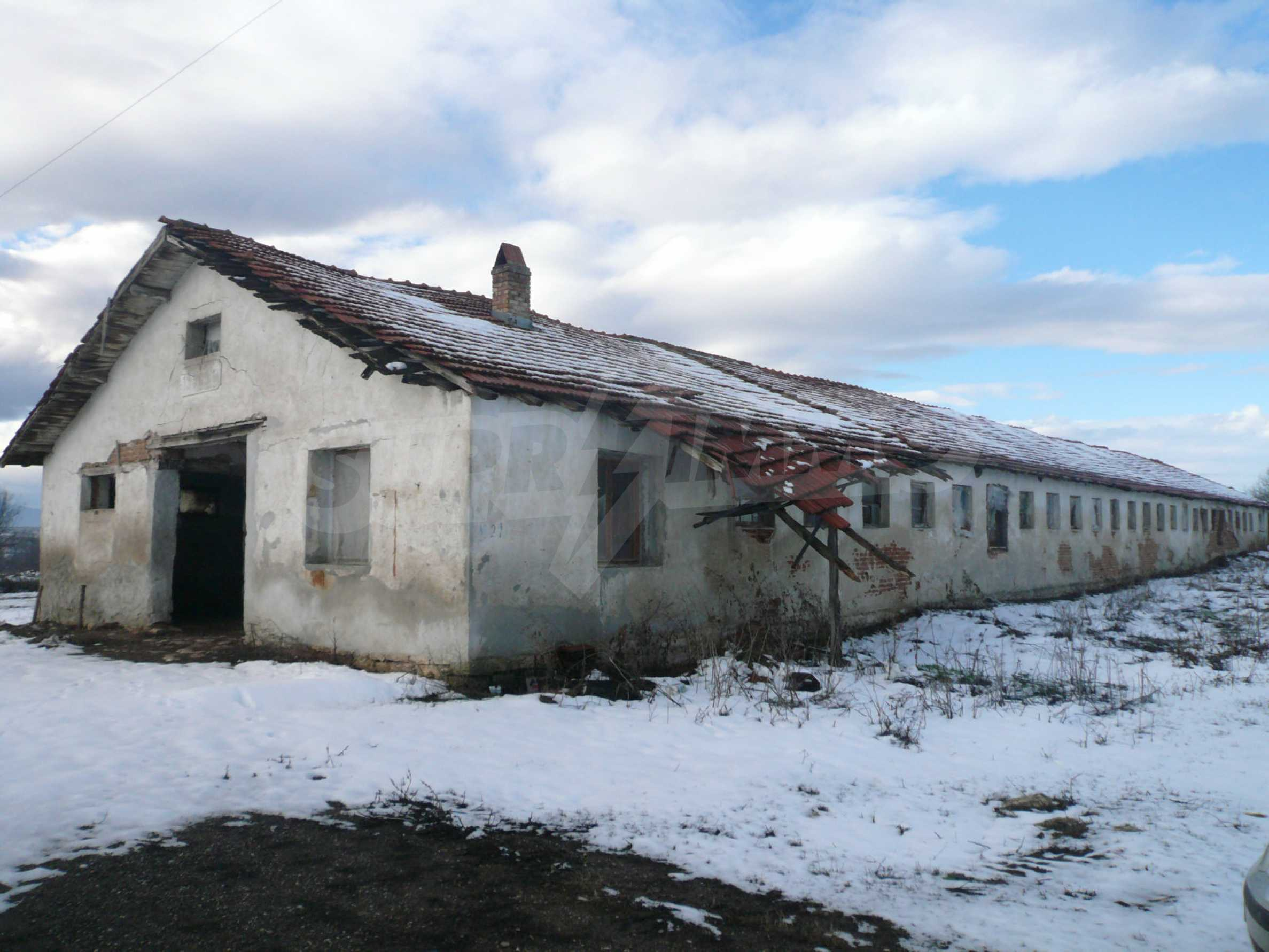 Geräumiges reguliertes Grundstück für Investitionen in der Nähe von Vidin