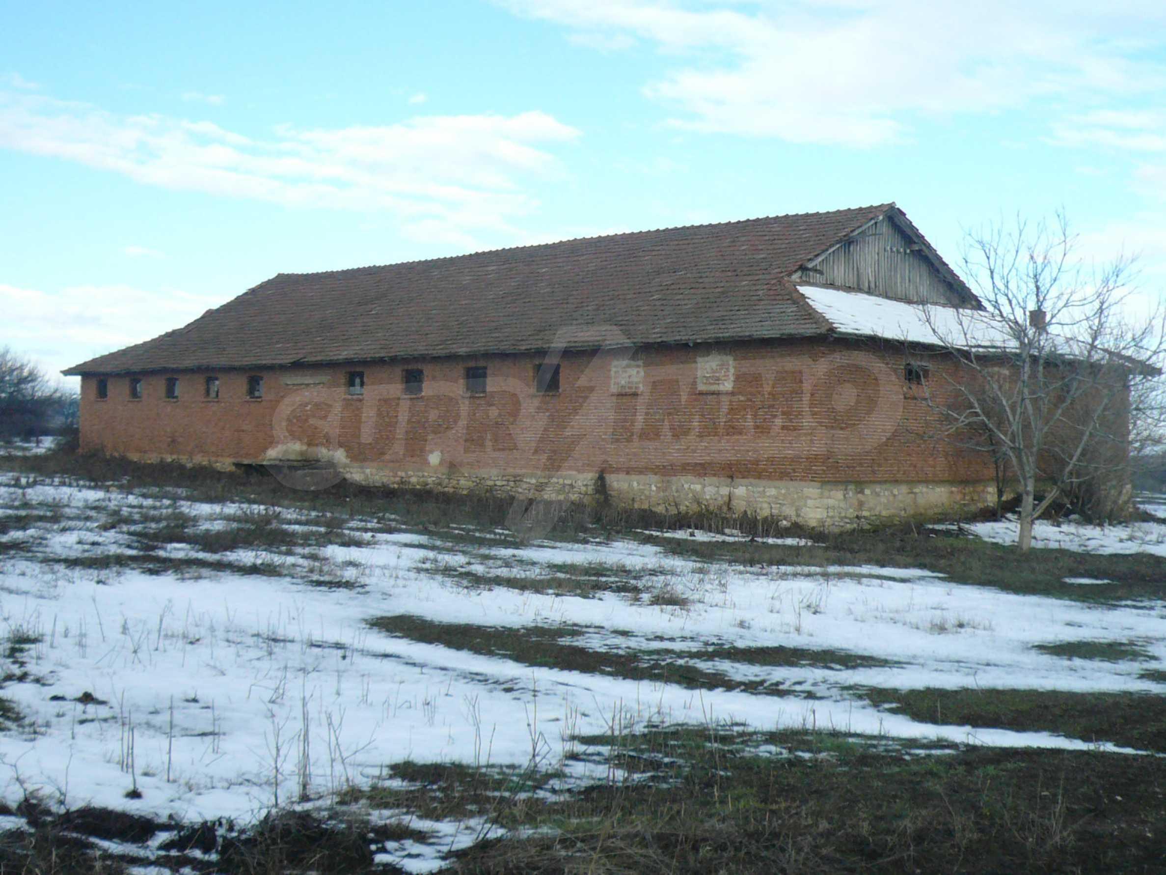 Geräumiges reguliertes Grundstück für Investitionen in der Nähe von Vidin 1