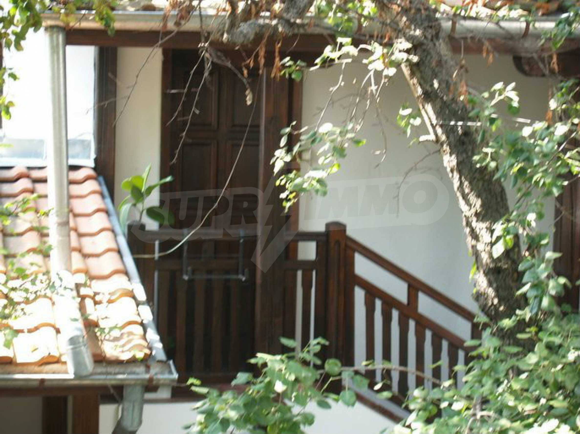 Hotelanlage mit Restaurant am Ufer des Flusses Osam in Lovech 16