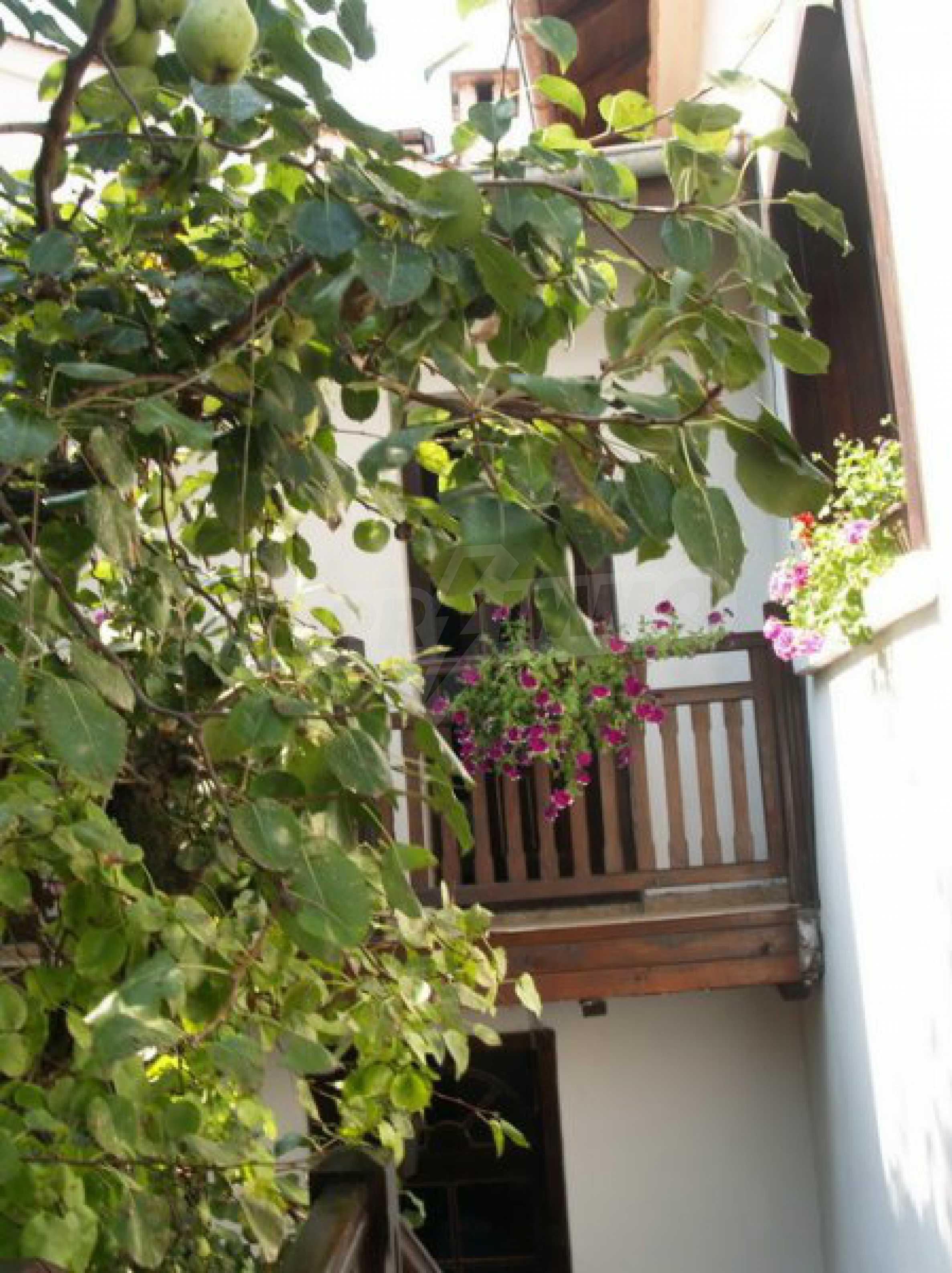 Hotelanlage mit Restaurant am Ufer des Flusses Osam in Lovech 17