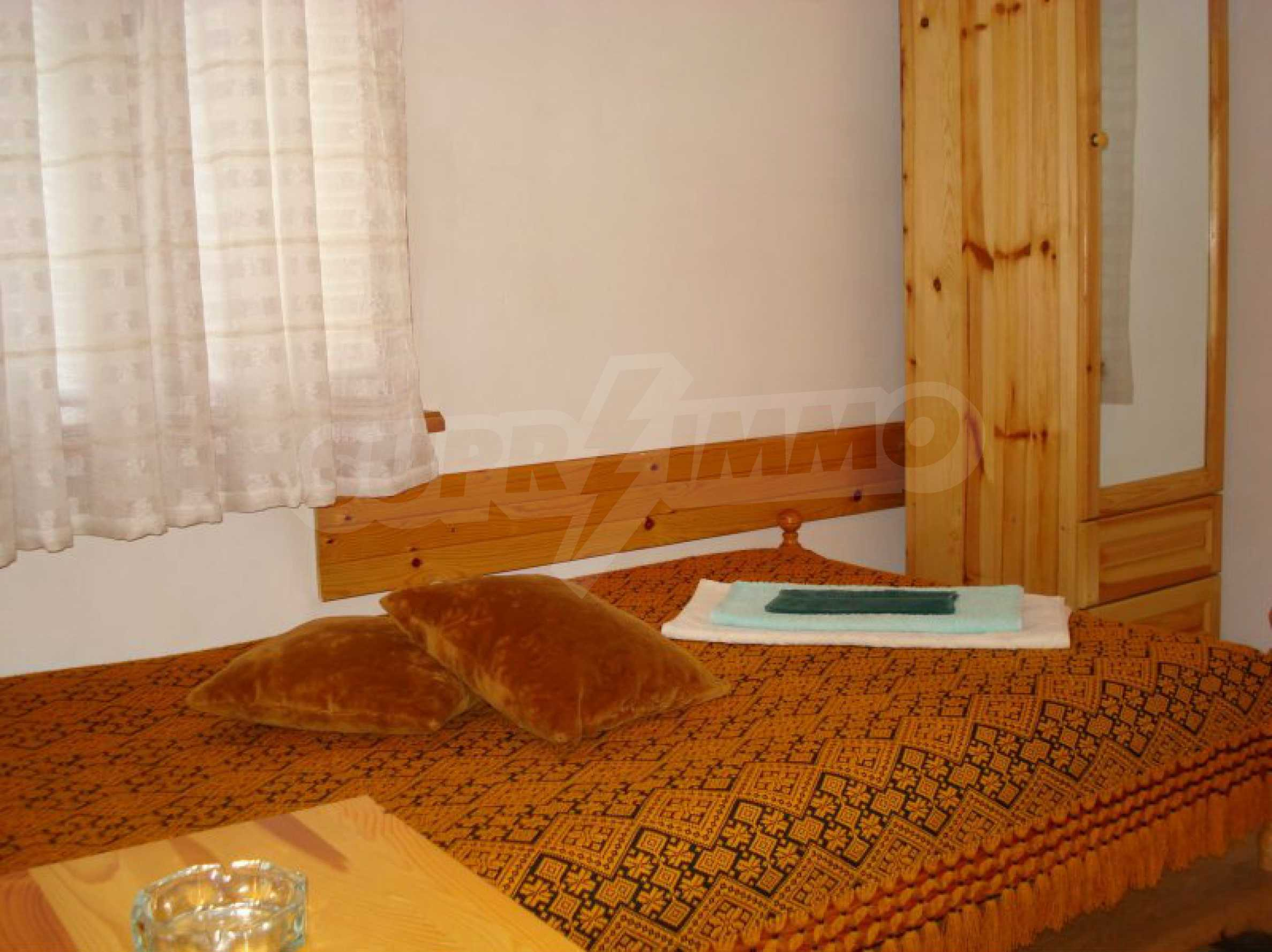 Hotelanlage mit Restaurant am Ufer des Flusses Osam in Lovech 30