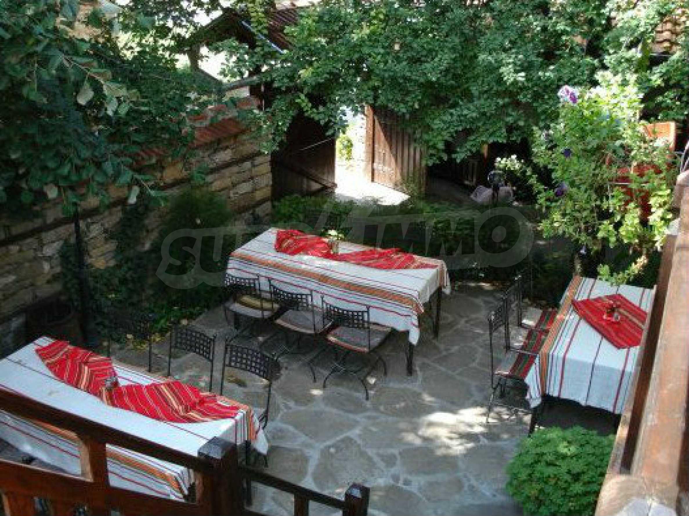 Hotelanlage mit Restaurant am Ufer des Flusses Osam in Lovech 45