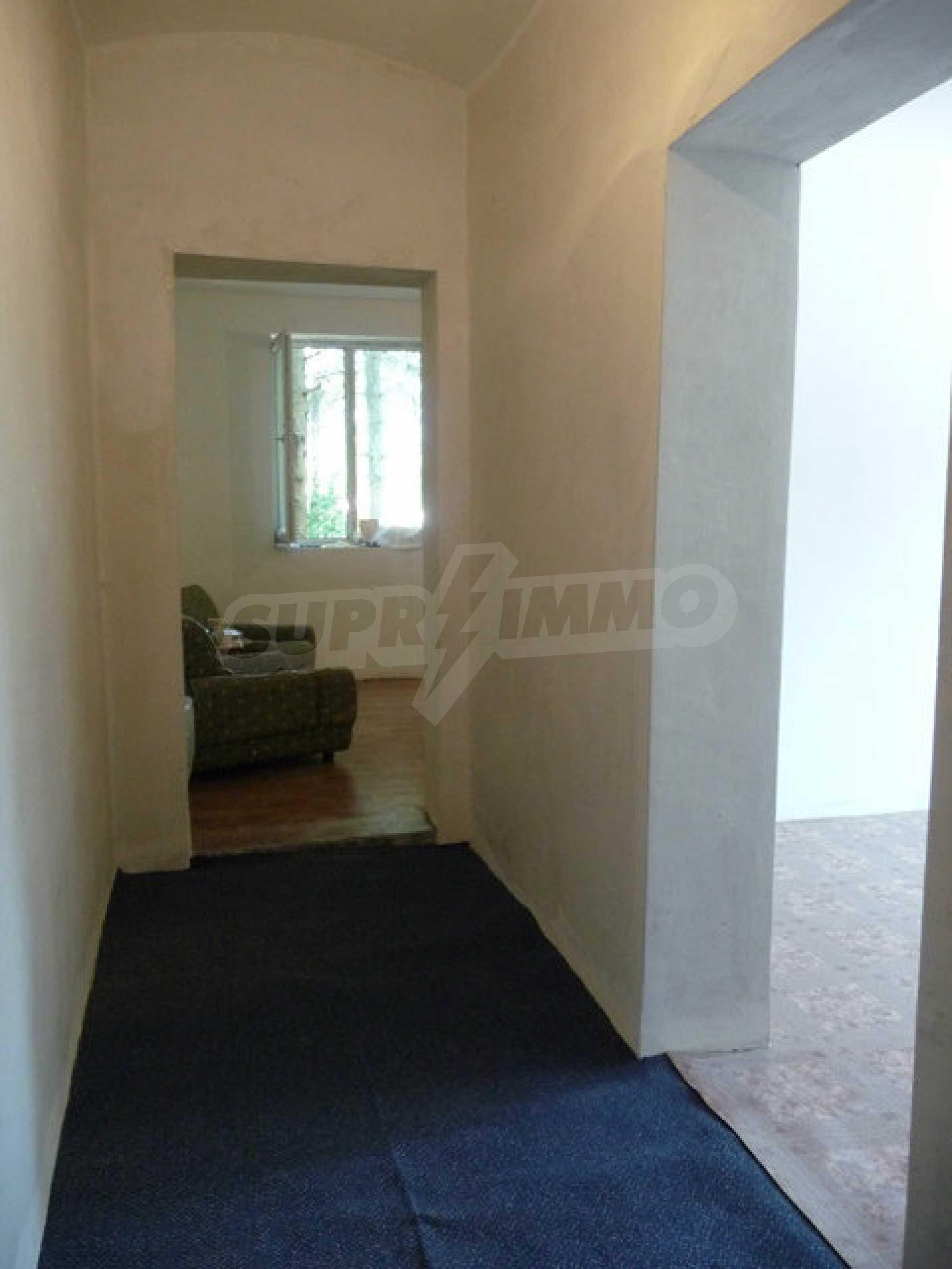 Ein-Zimmer-Wohnung im Dorf Strazhitsa 14