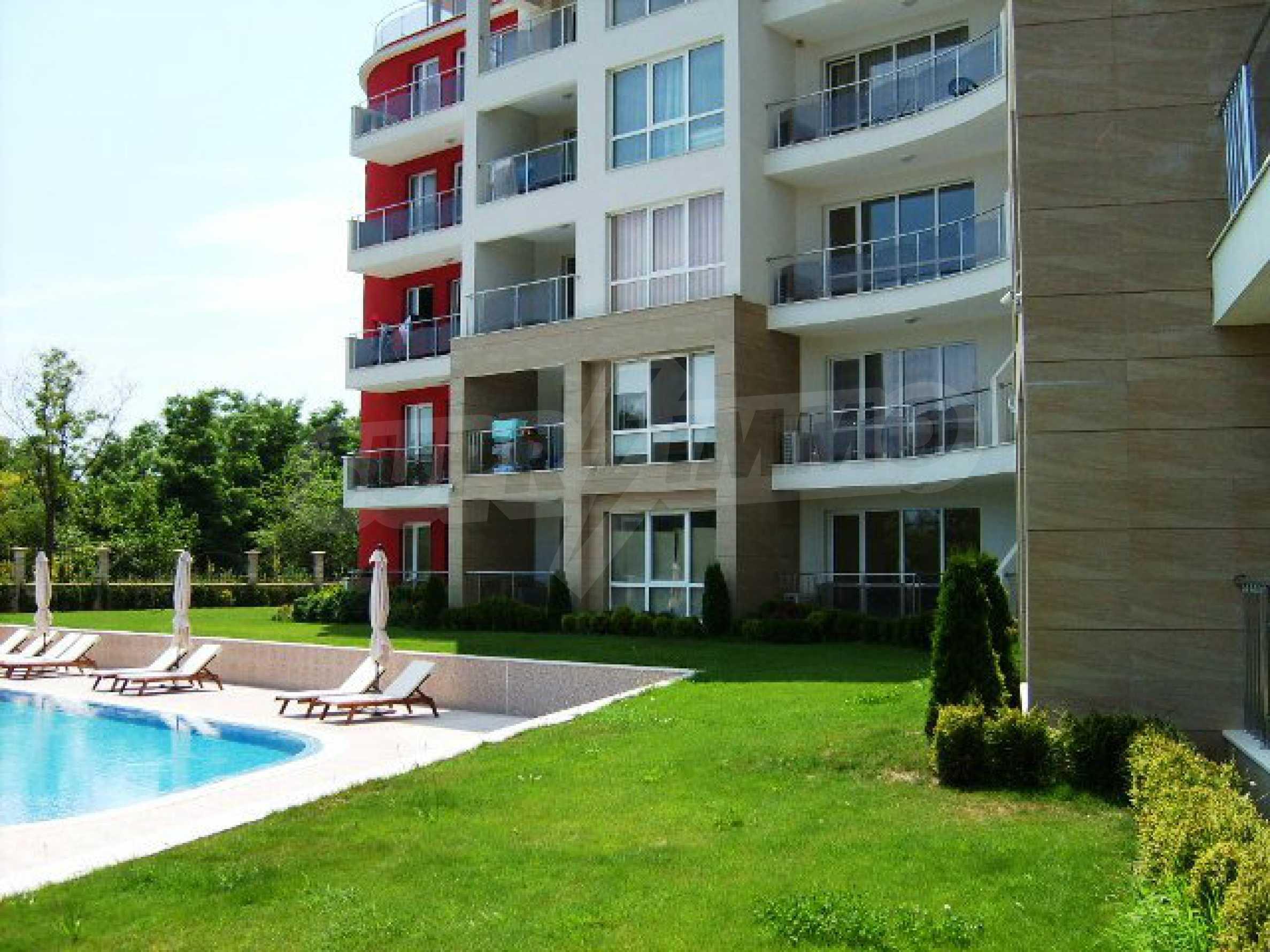 Apartment Golden Amos 2
