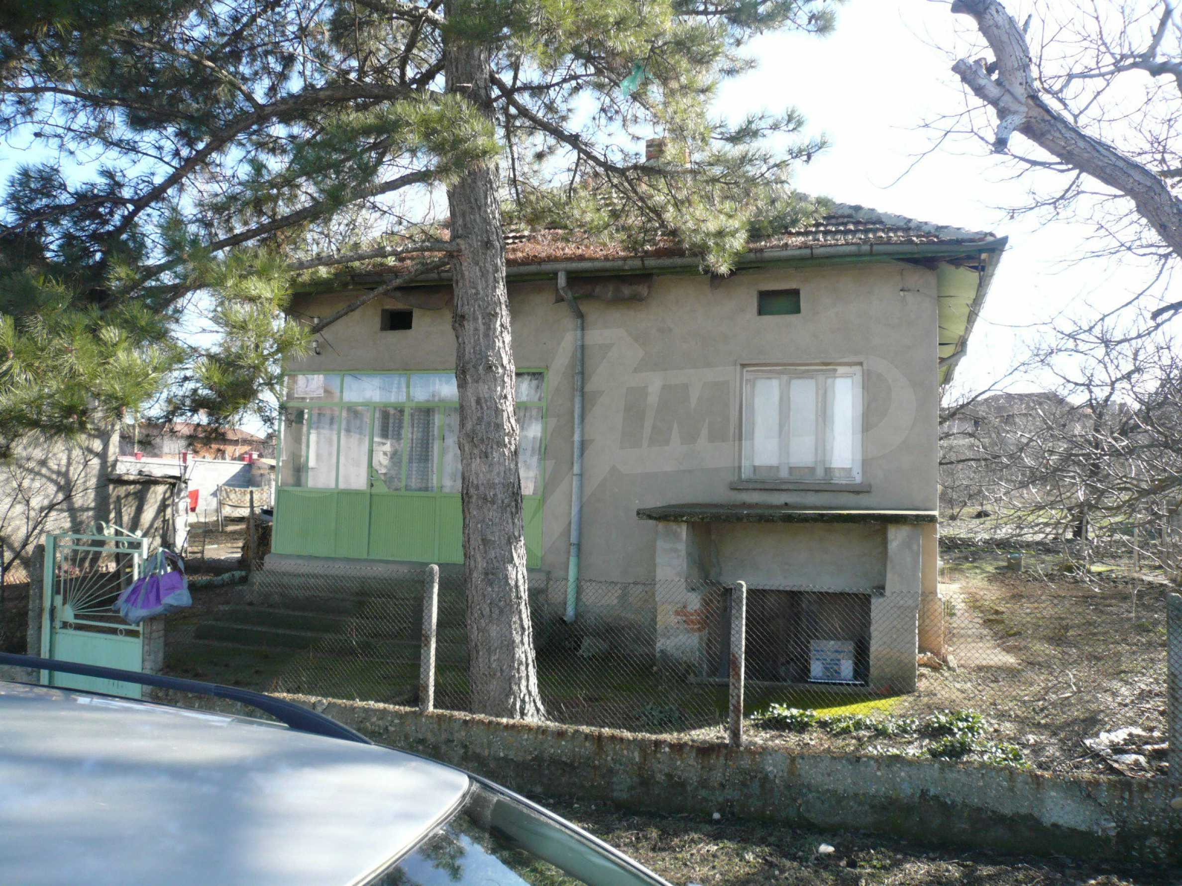 Einfamilienhaus mit Garten und Sommerküche in der Nähe von Vidin 1