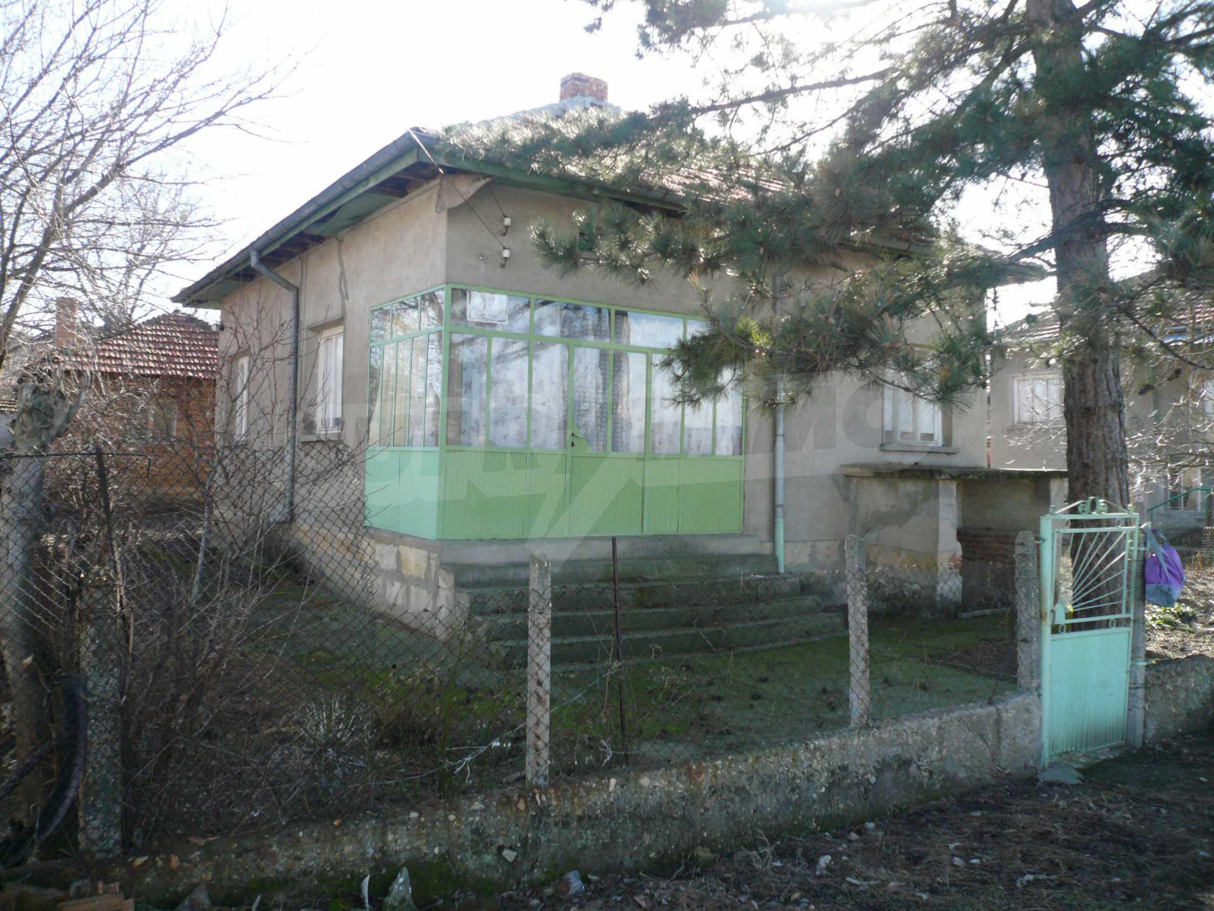 Einfamilienhaus mit Garten und Sommerküche in der Nähe von Vidin 2