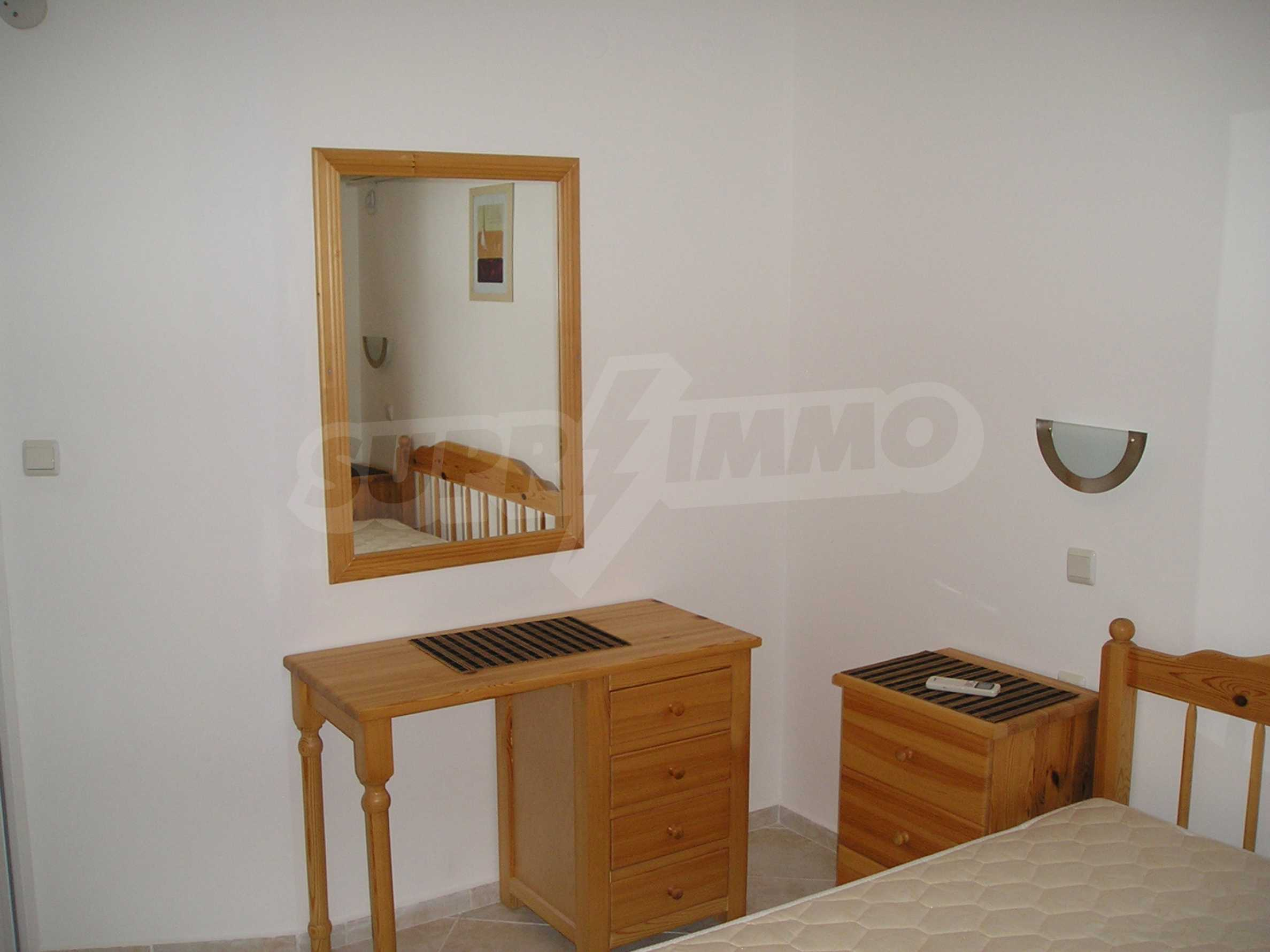 One-bedroom apartment in Sunset Apartments 1 in Kosharitsa 13