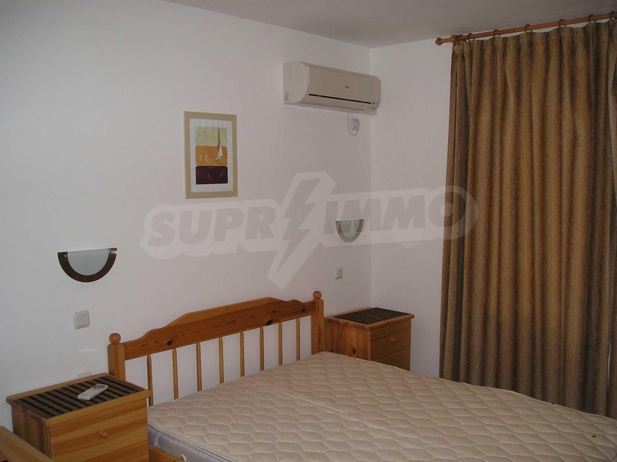 One-bedroom apartment in Sunset Apartments 1 in Kosharitsa 14