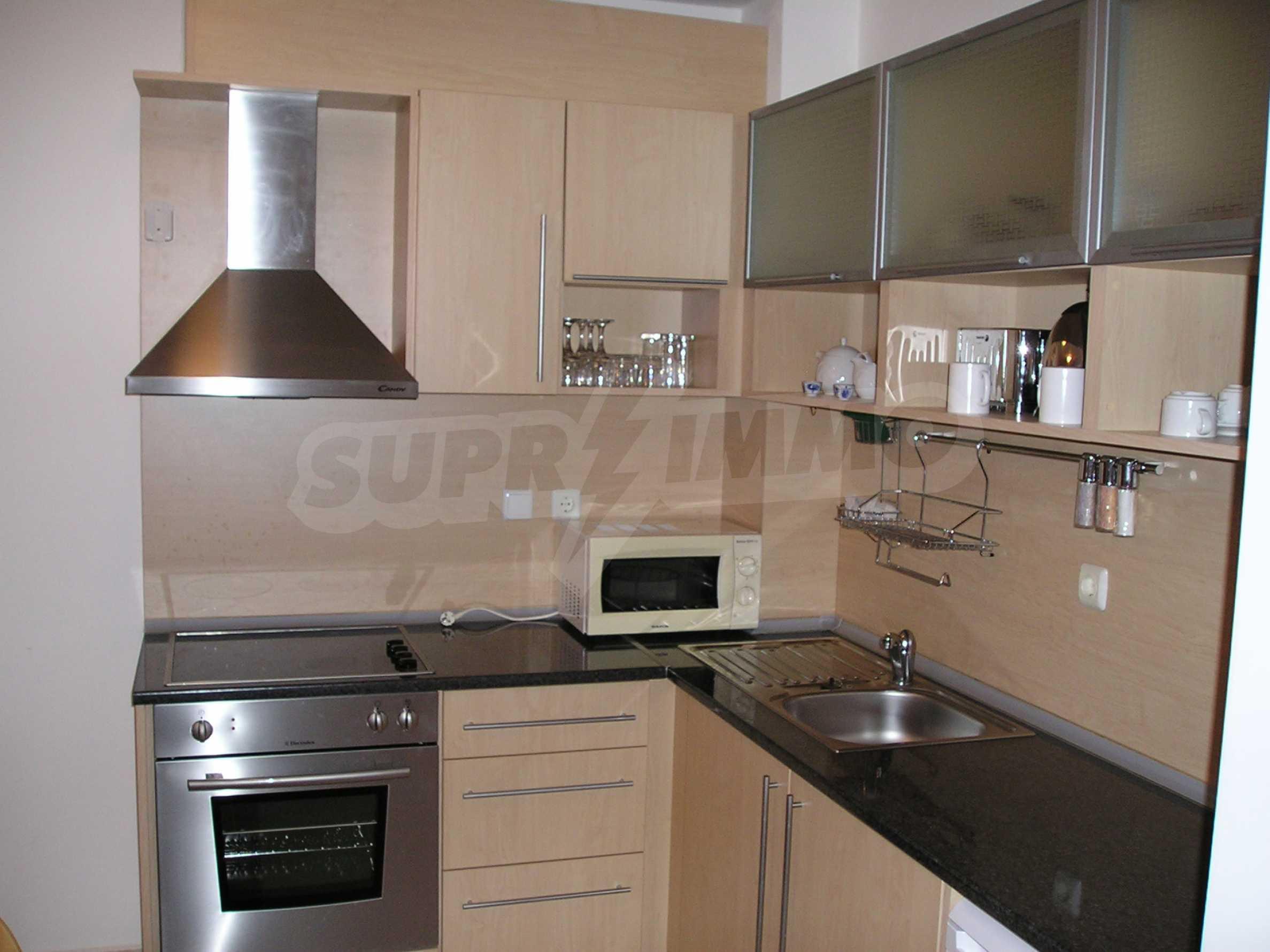 One-bedroom apartment in Sunset Apartments 1 in Kosharitsa 7