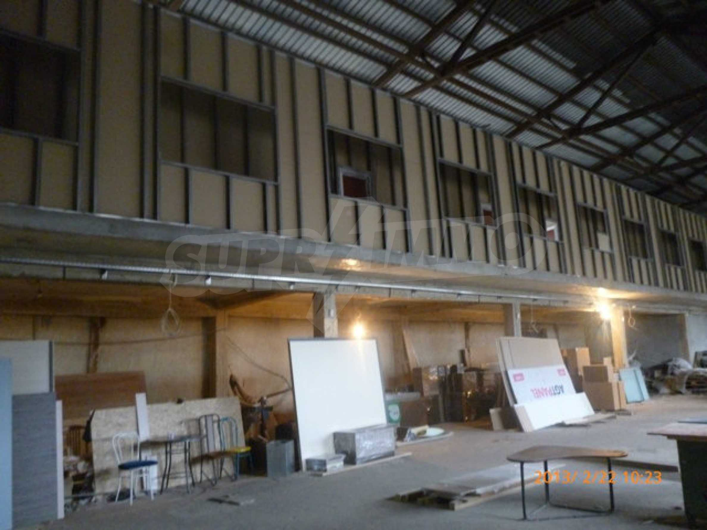 Industrial buildings for sale in Dobrich 11