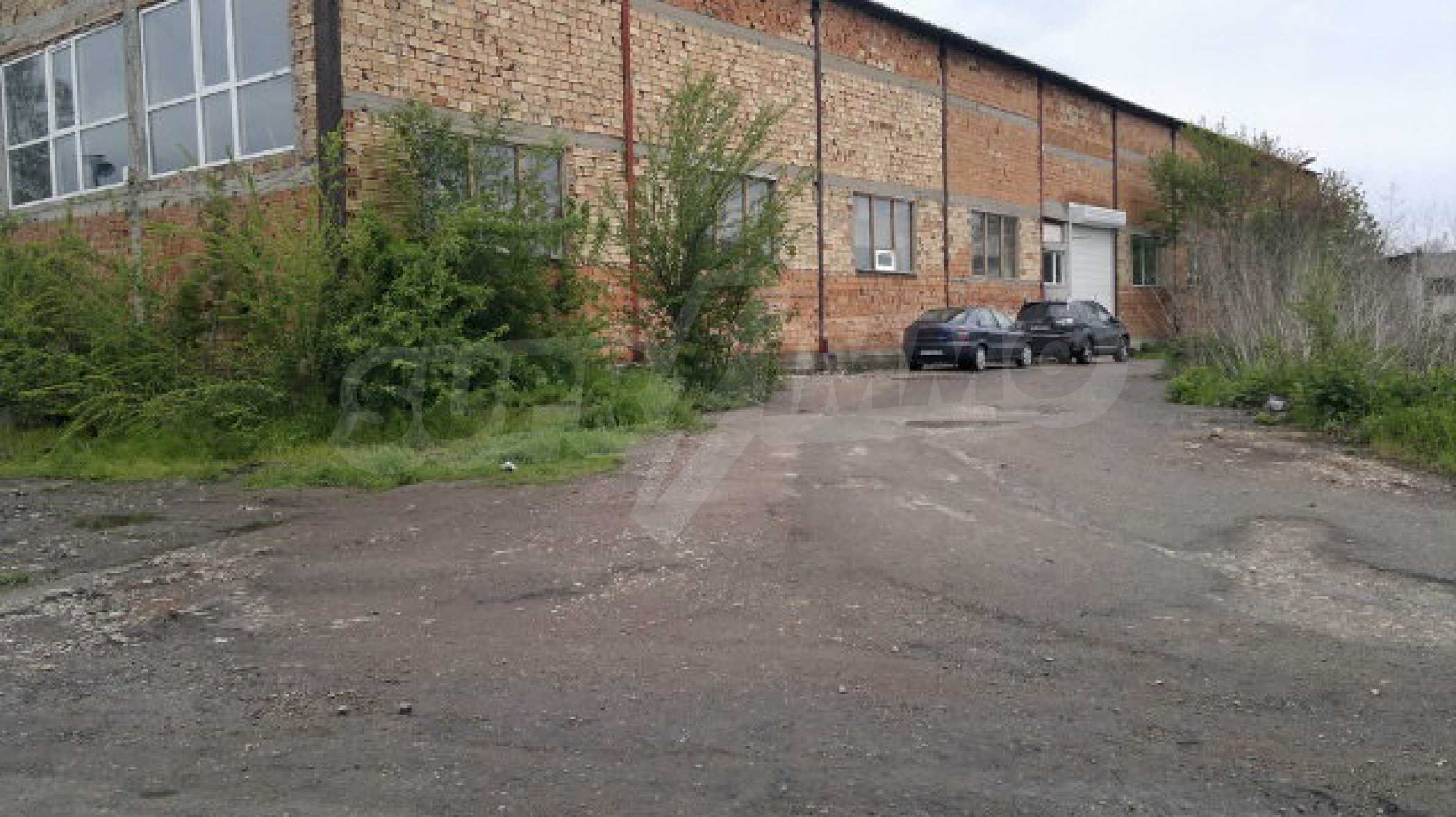 Industrial buildings for sale in Dobrich 6