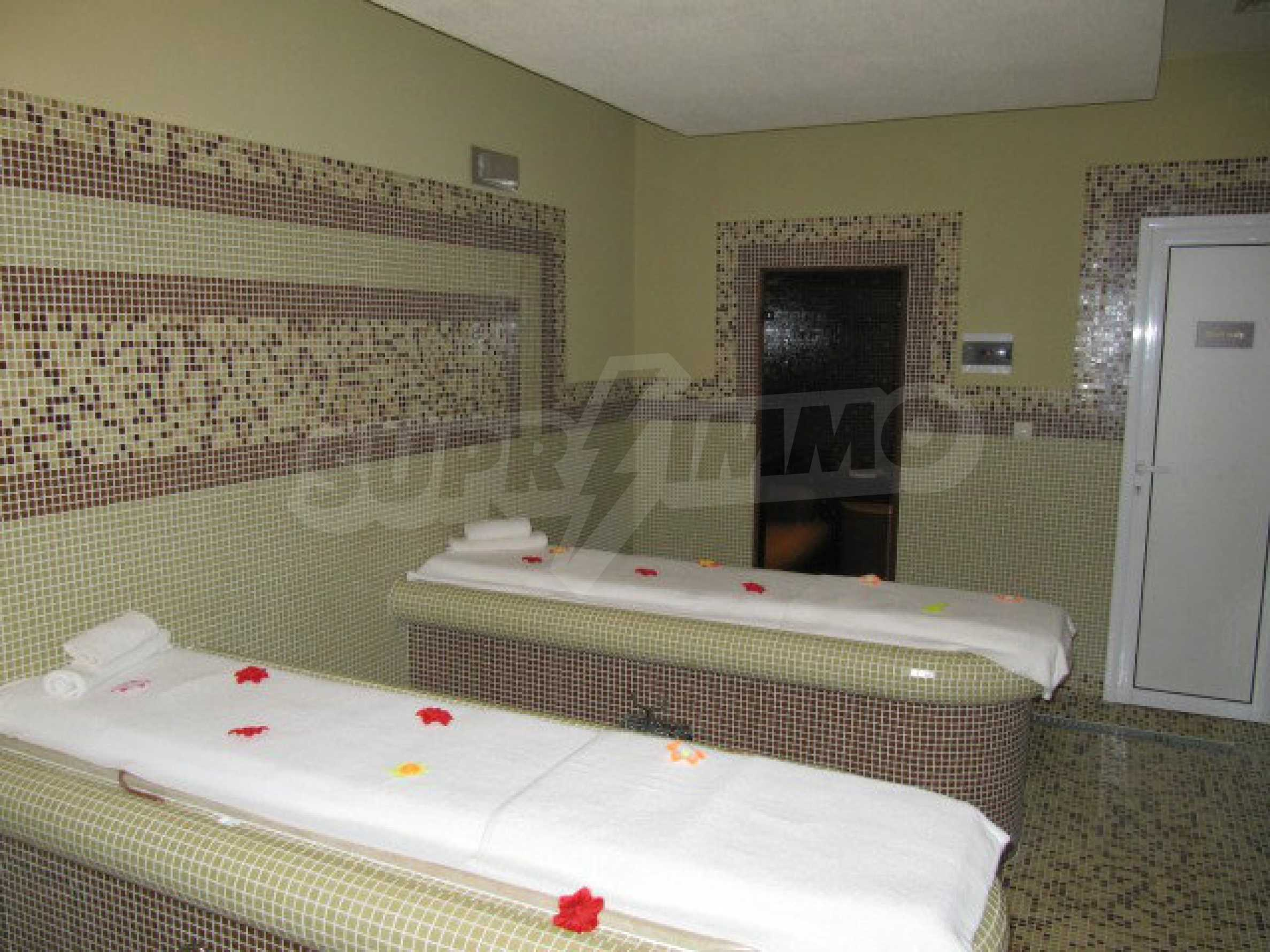 Luxuriös eingerichtetes Studio im Perelik Palace SPA Hotel 23