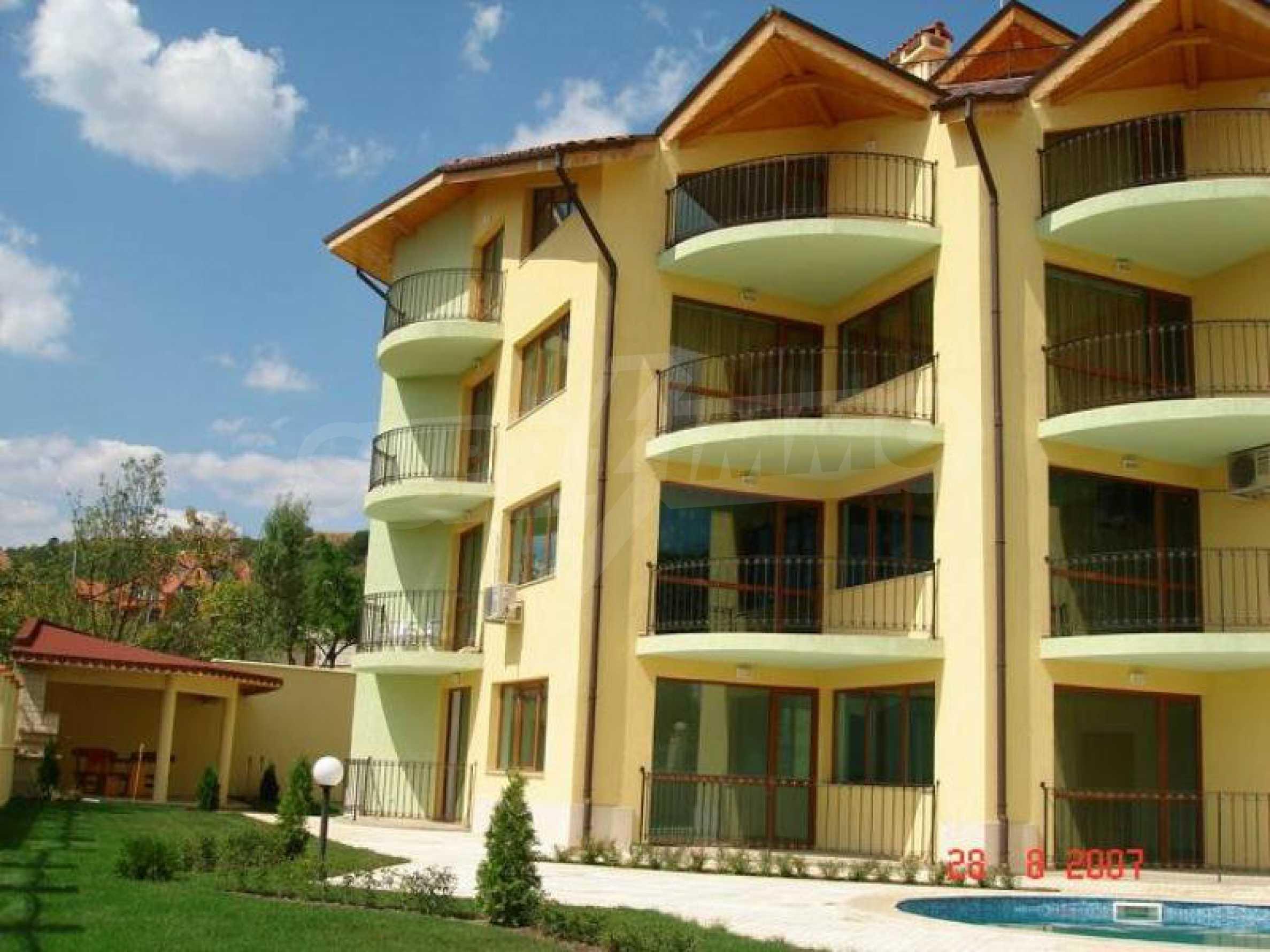 Stilvoll eingerichtetes Apartment in der Nähe von Baltschik 10