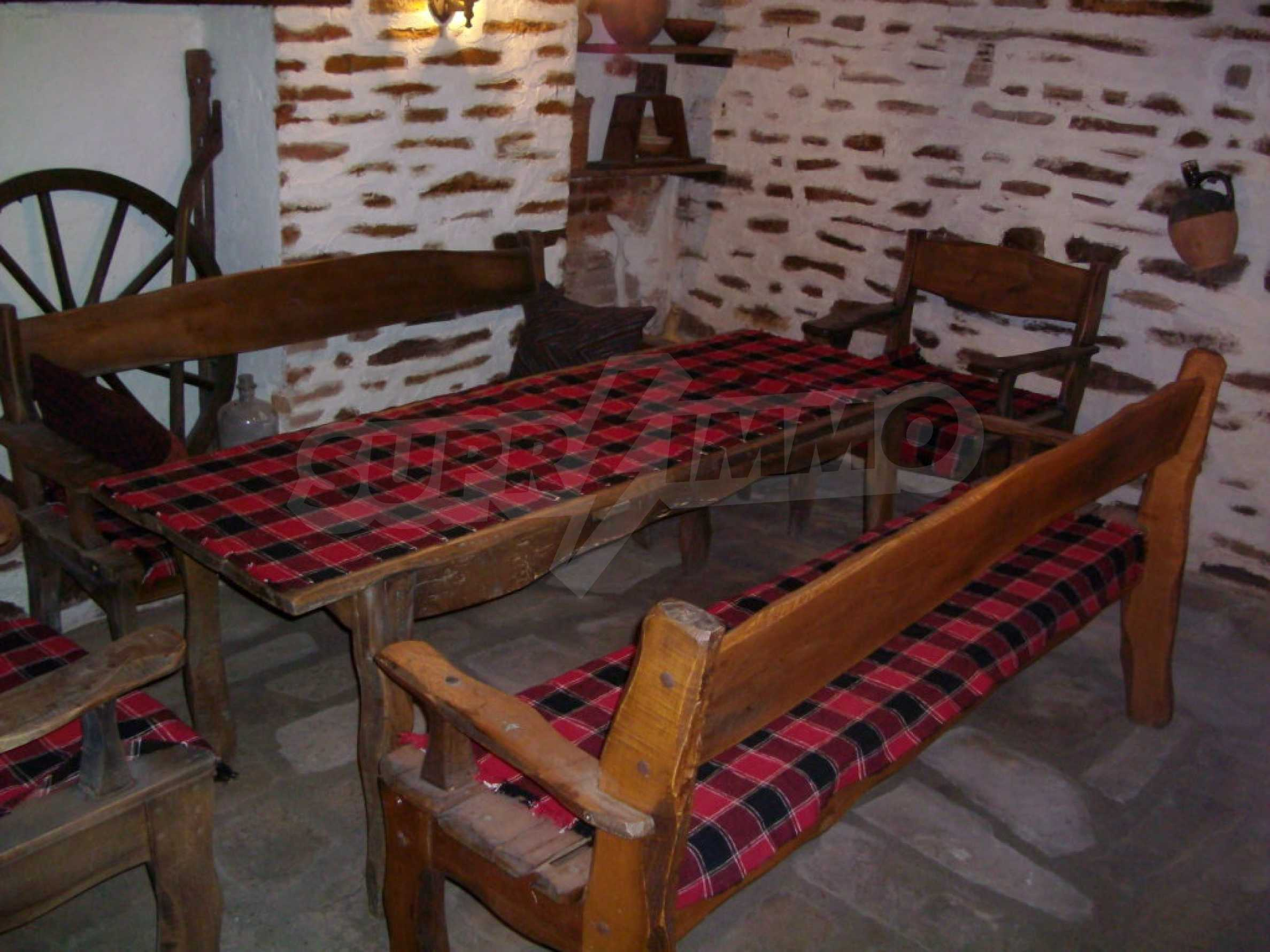 Fully renovated and furnished property in traditional Bulgarian style 13