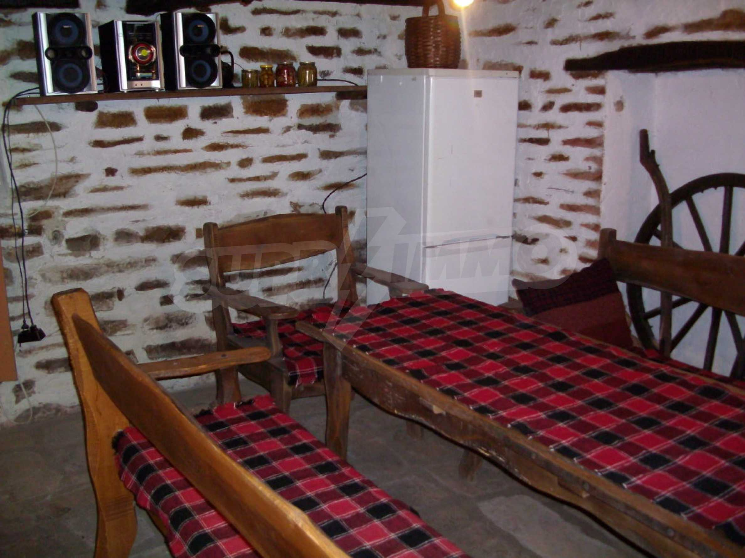 Fully renovated and furnished property in traditional Bulgarian style 8