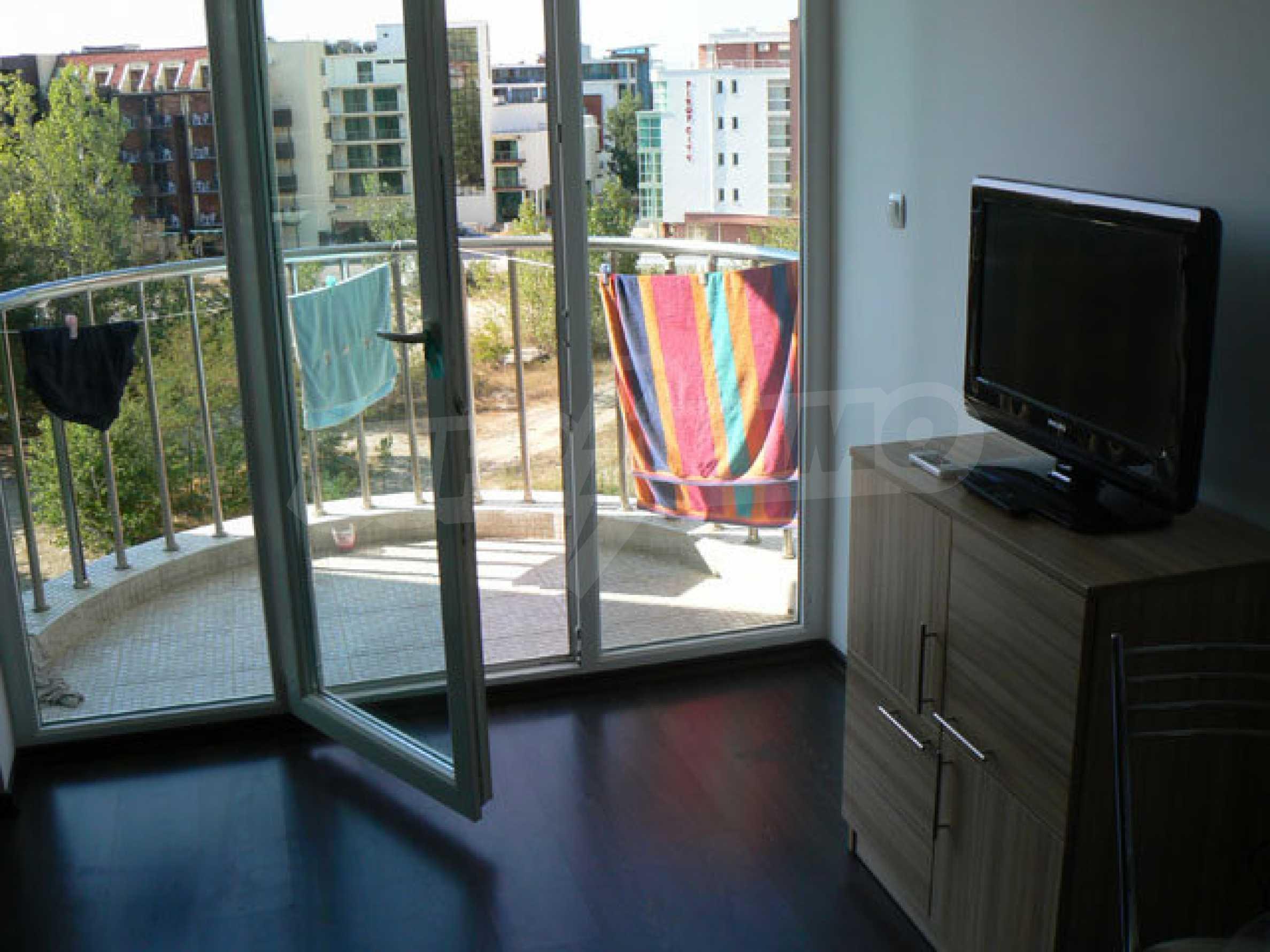 Studio apartment in Sol Marine complex in Sunny Beach 2