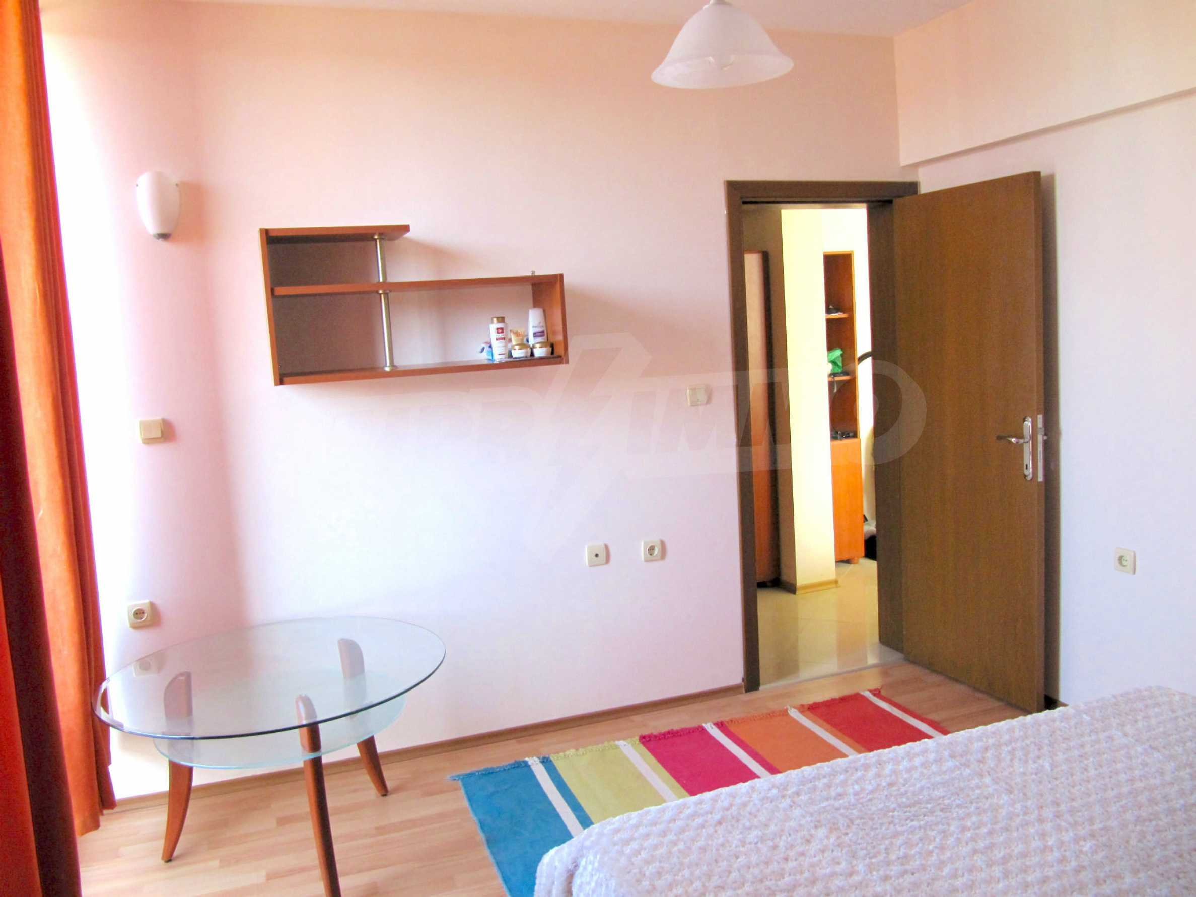 One bedroom apartment in Eden Apartments in Sunny beach 17