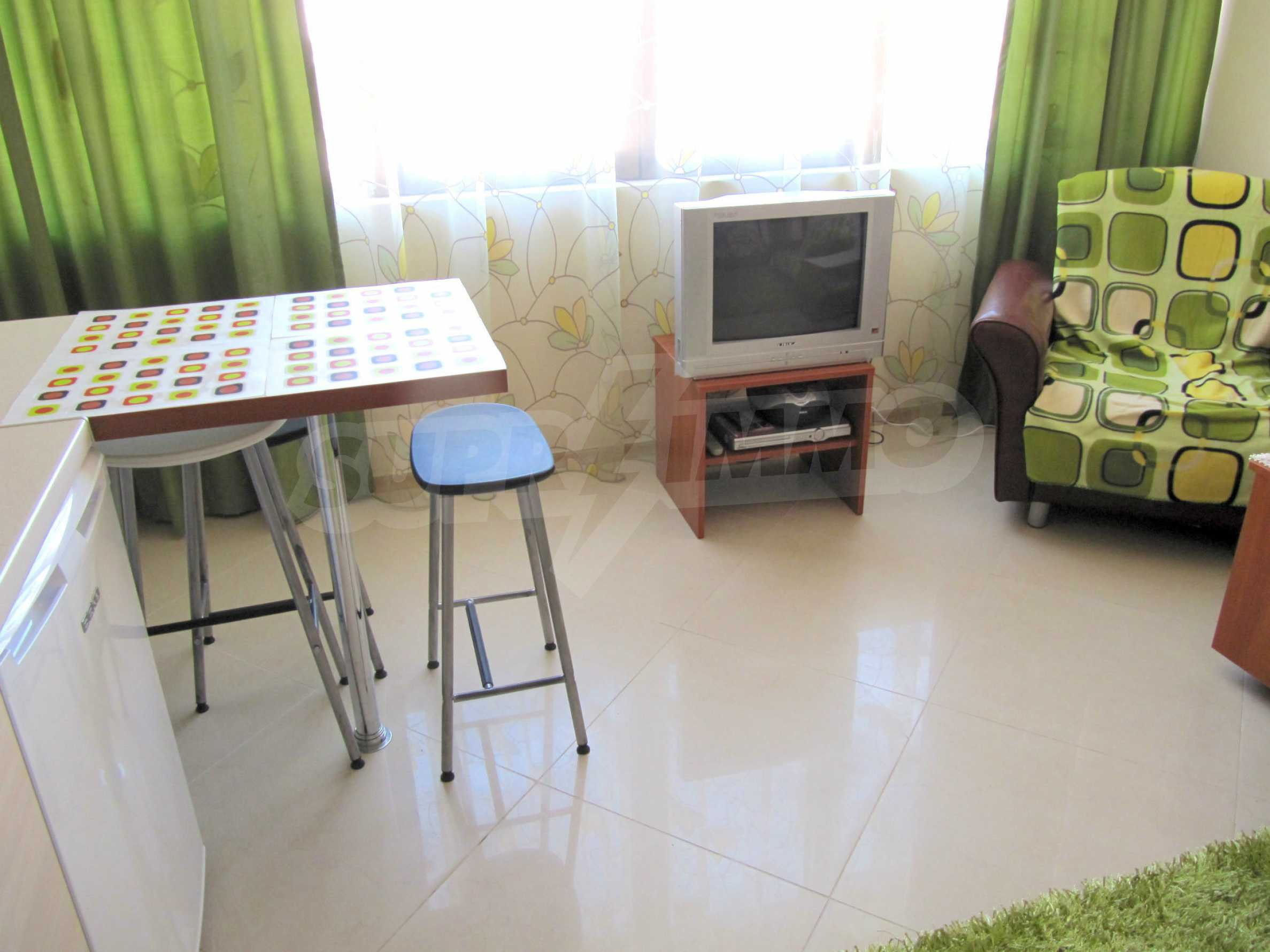 One bedroom apartment in Eden Apartments in Sunny beach 4