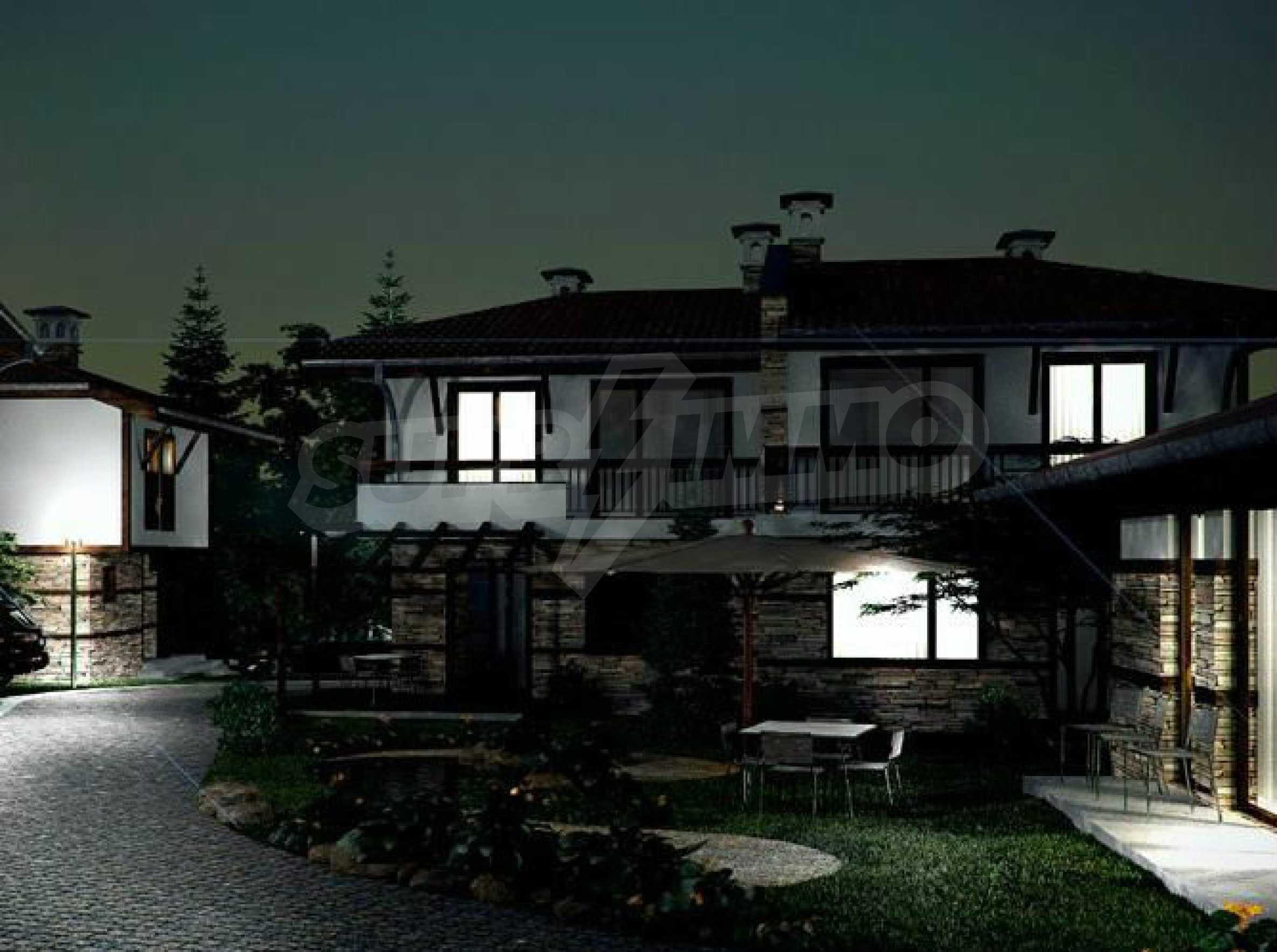 Alexandria Ski Spa & Golf Häuser 16