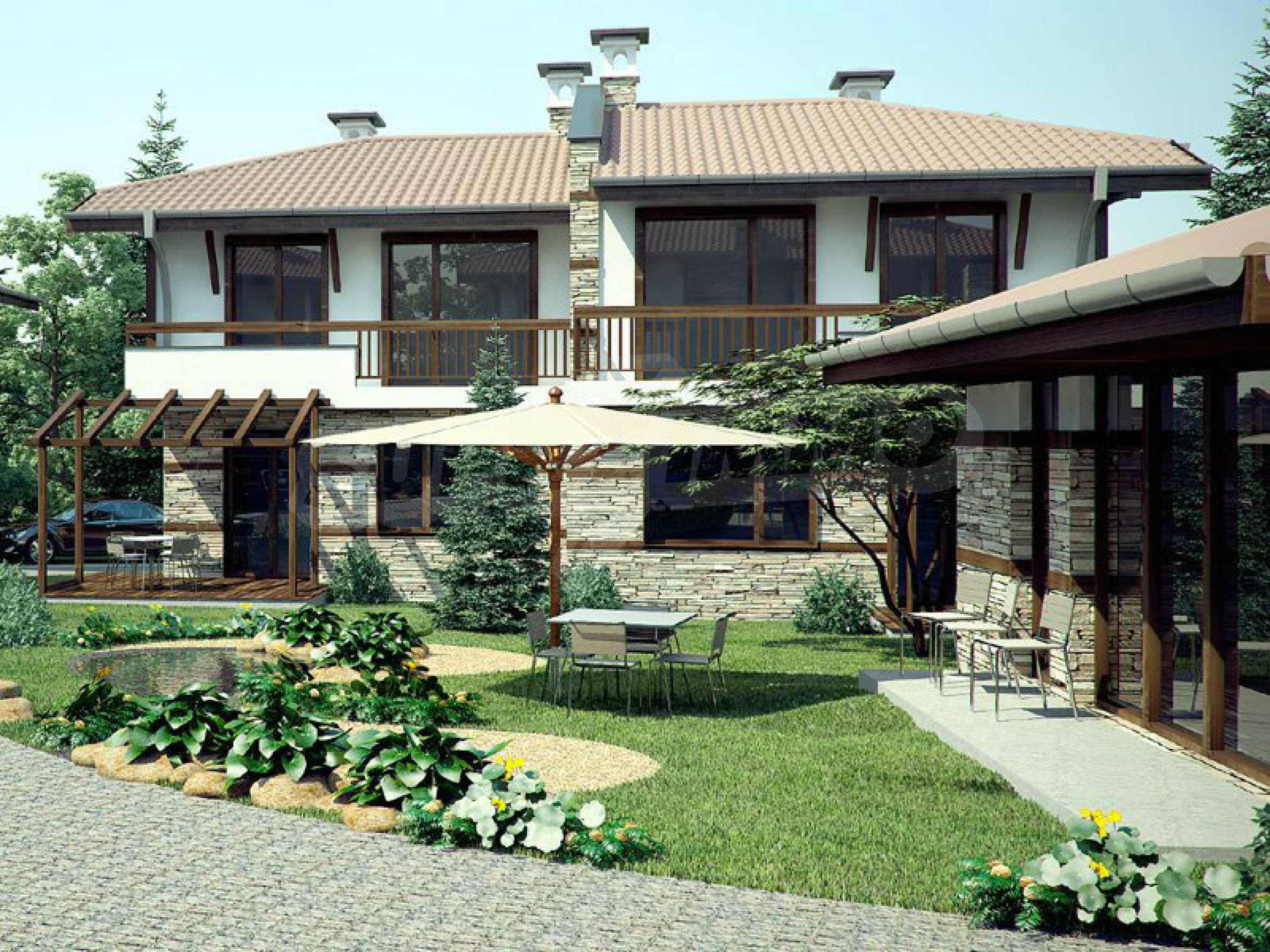 Aleksandria Ski Spa & Golf House 17