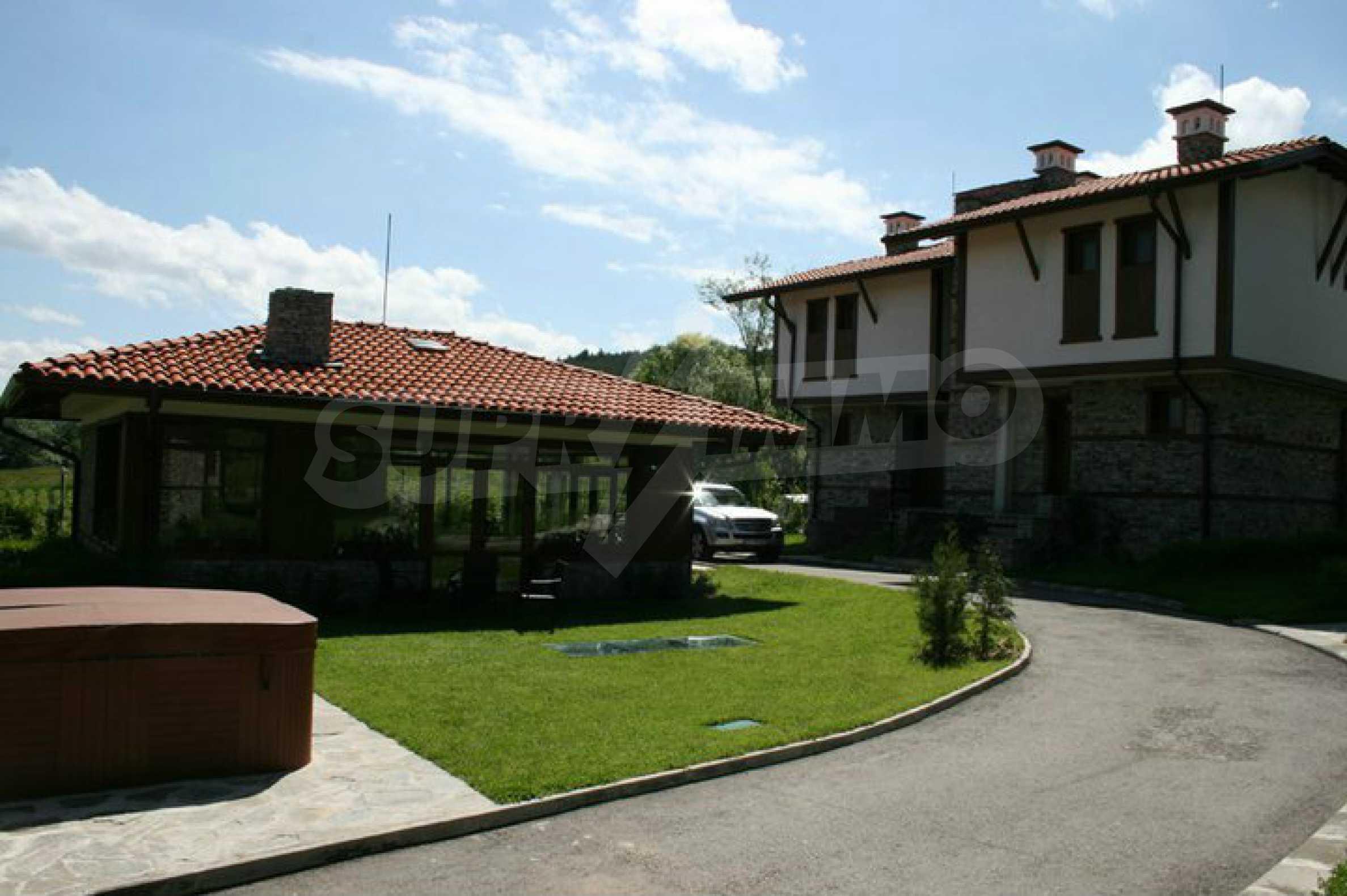Alexandria Ski Spa & Golf Häuser 1