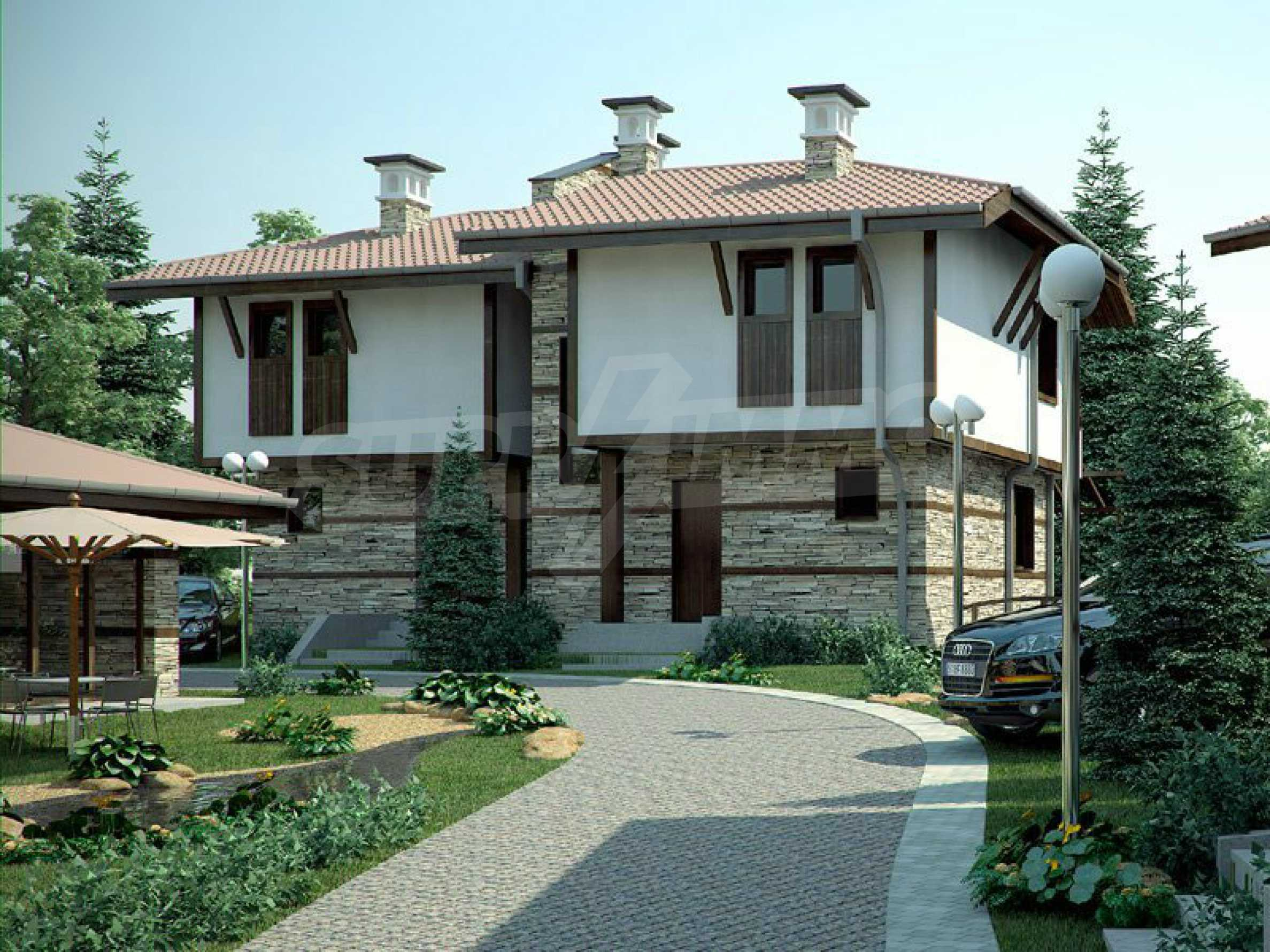Aleksandria Ski Spa & Golf House 19