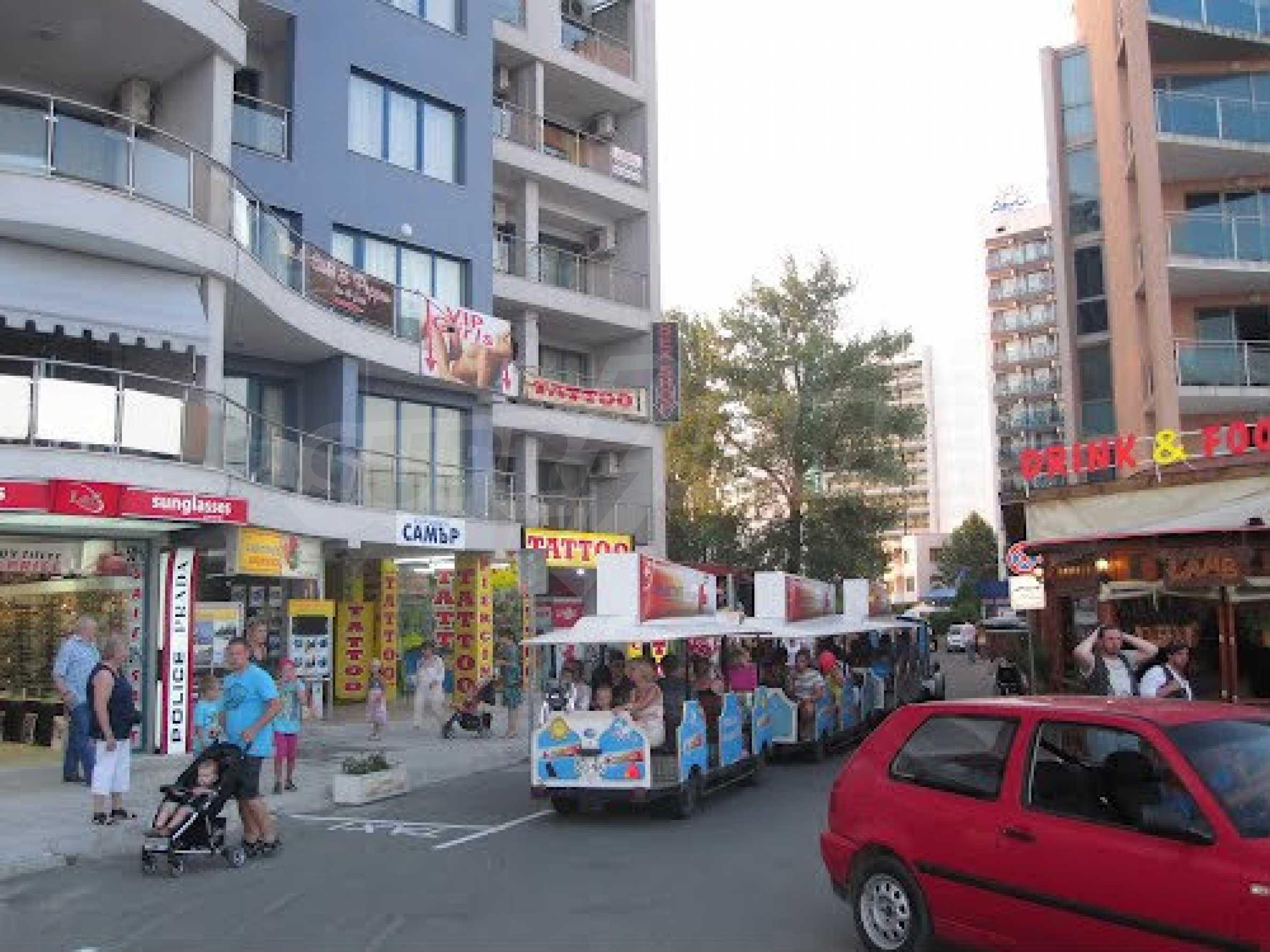 Wohnungen im Sommerkomplex in Sunny Beach 14
