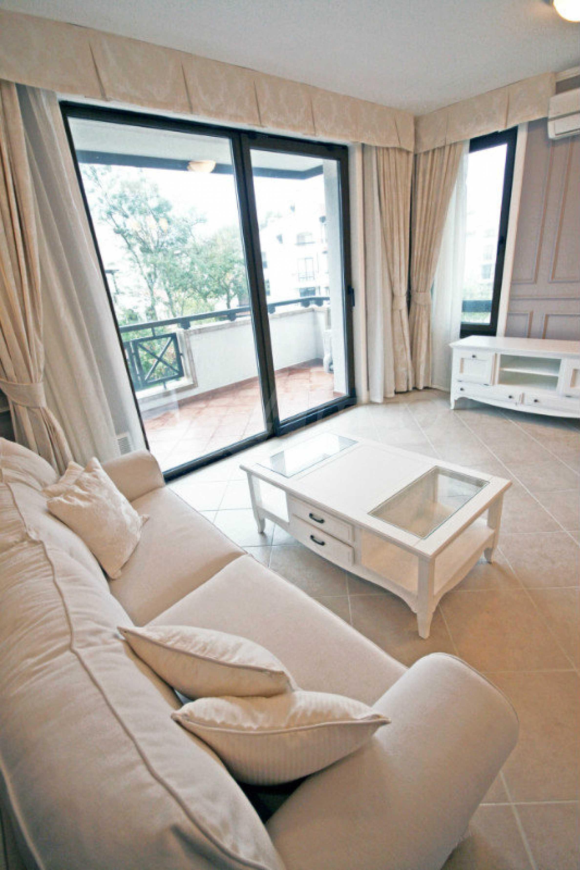Komfortables Designerhotel in einem Elitekomplex in der Nähe des Oasenstrandes 6