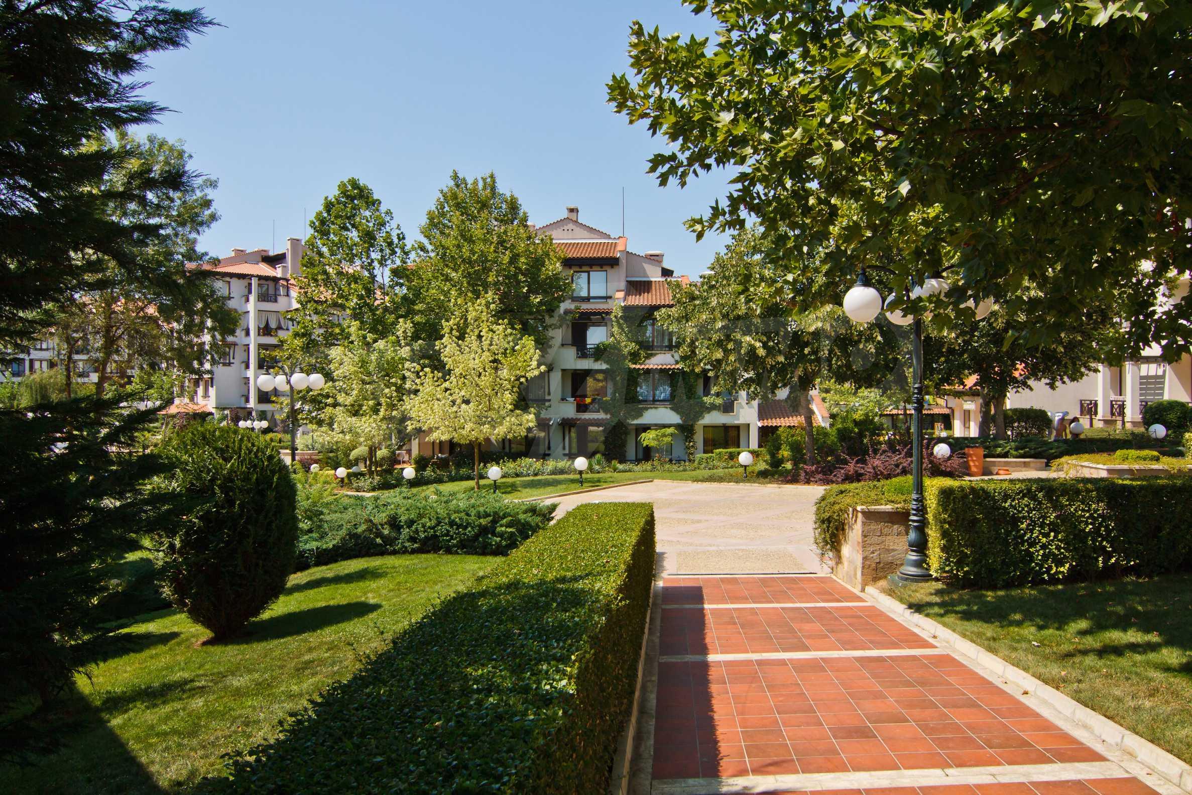 """Luxuriöse Wohnung in einer Elite-Anlage in Strandnähe """"Oasis"""" in Lozenets 18"""