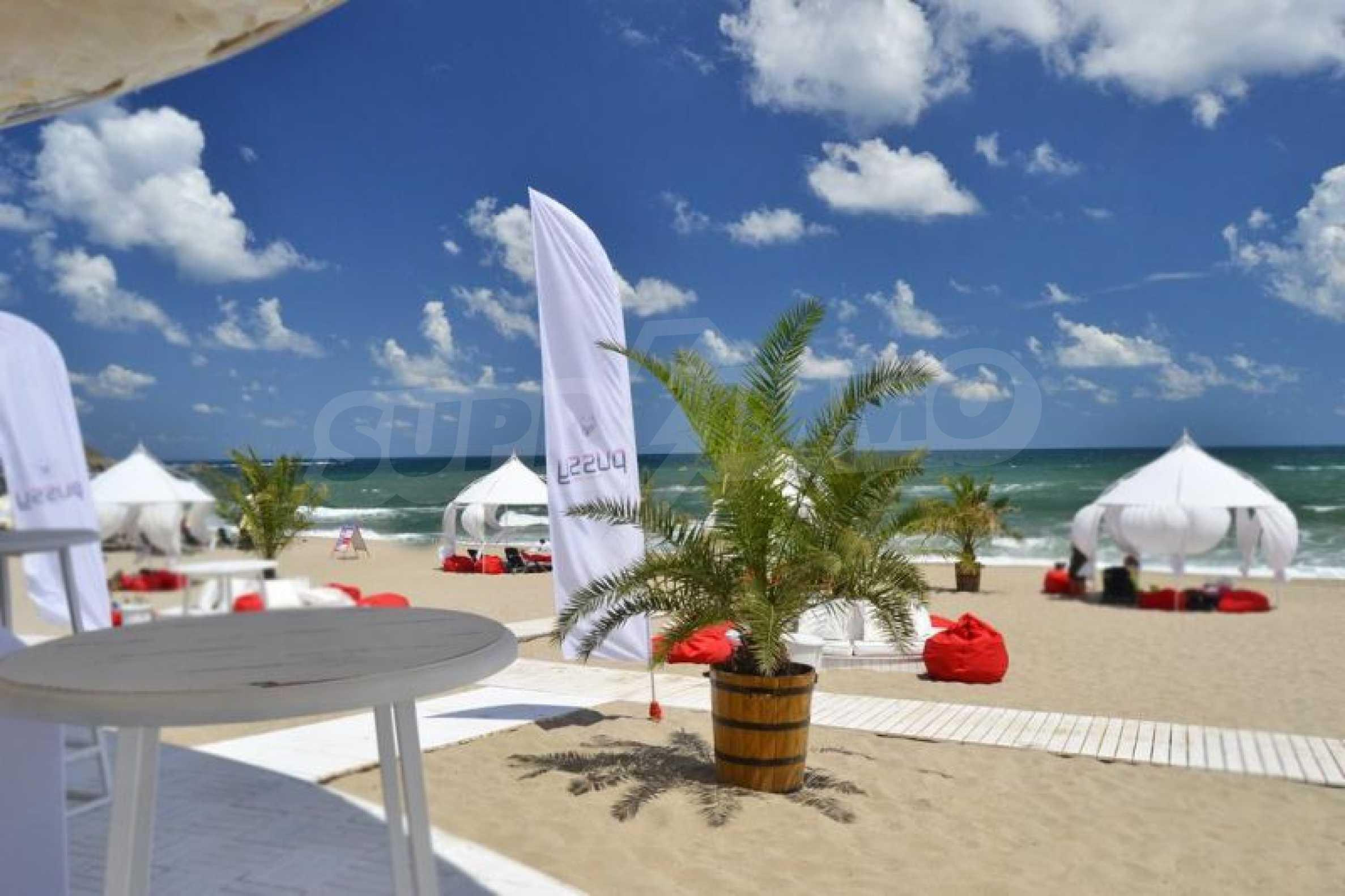 """Luxuriöse Wohnung in einer Elite-Anlage in Strandnähe """"Oasis"""" in Lozenets 23"""