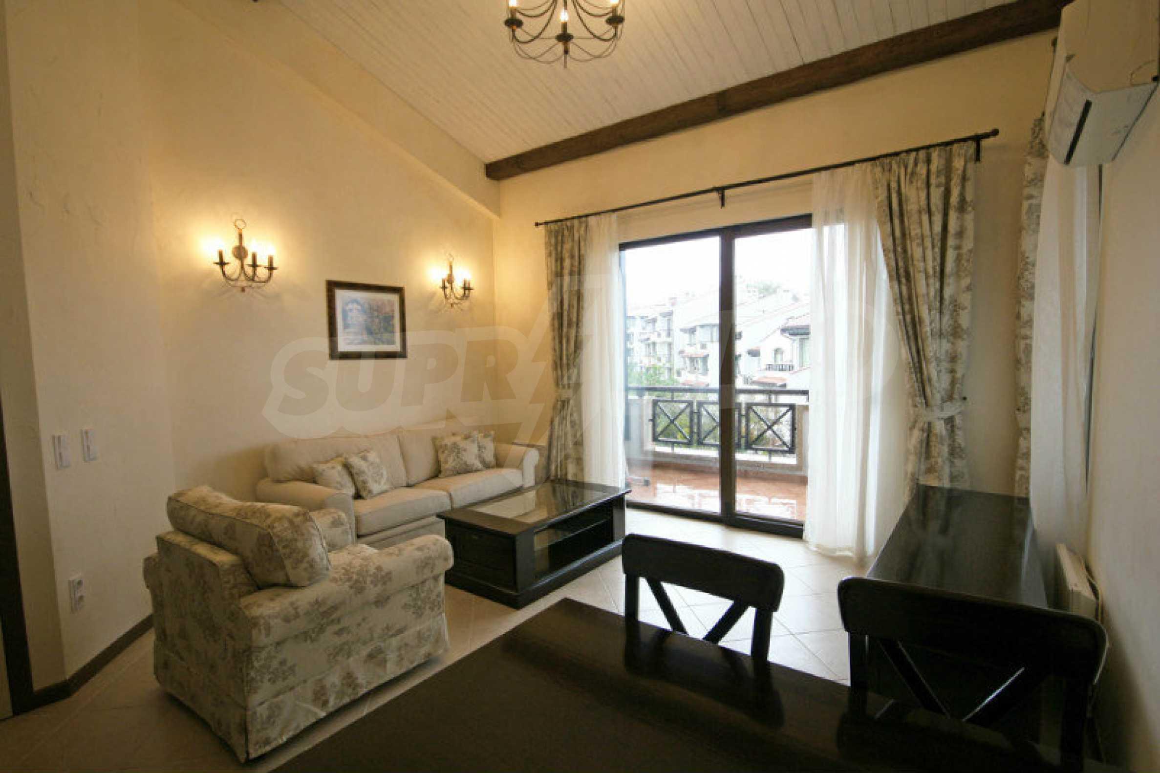 """Luxuriöse Wohnung in einer Elite-Anlage in Strandnähe """"Oasis"""" in Lozenets 8"""