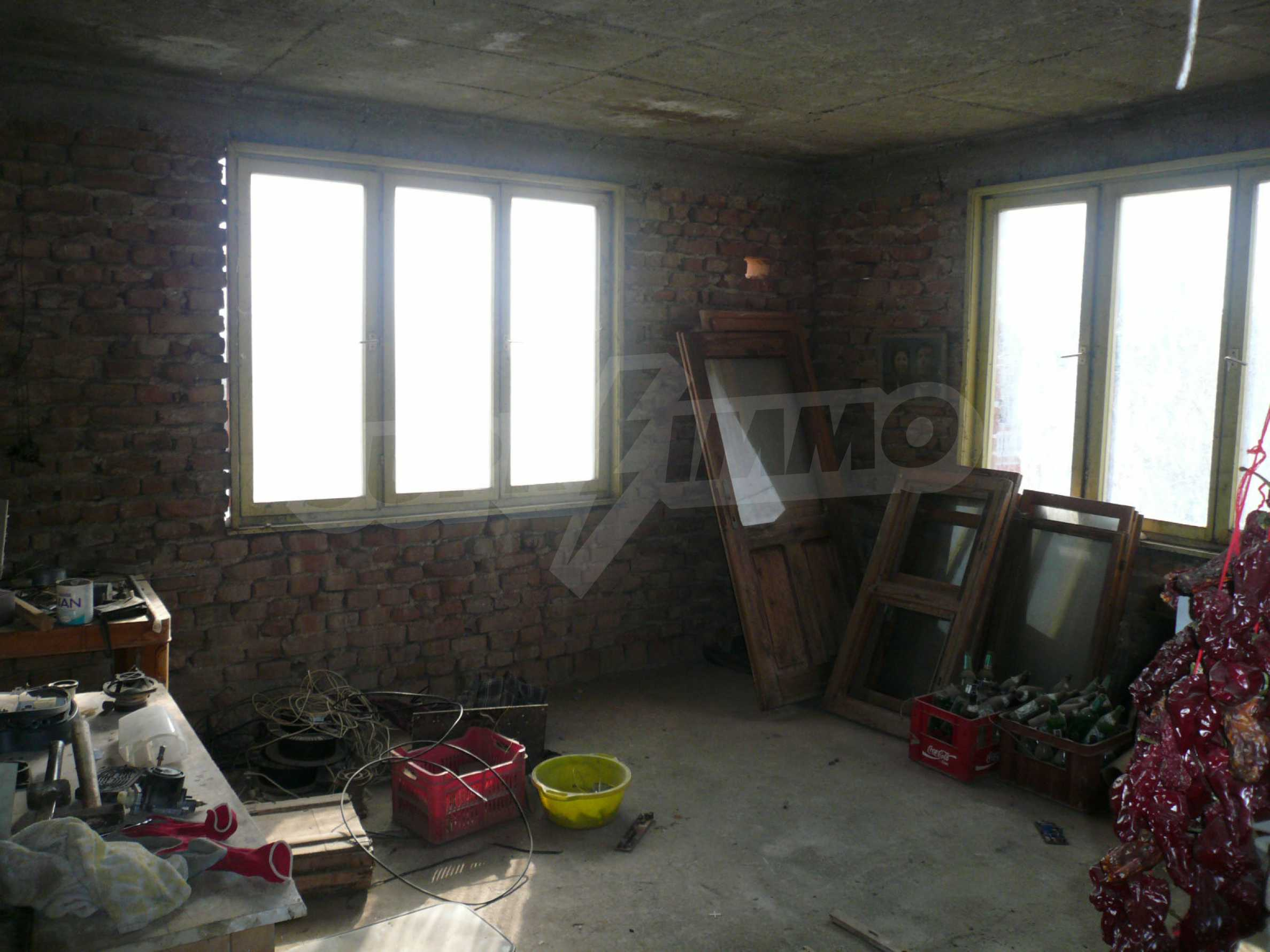 Spacious 2-storey house with garden 10 km from Vidin 9