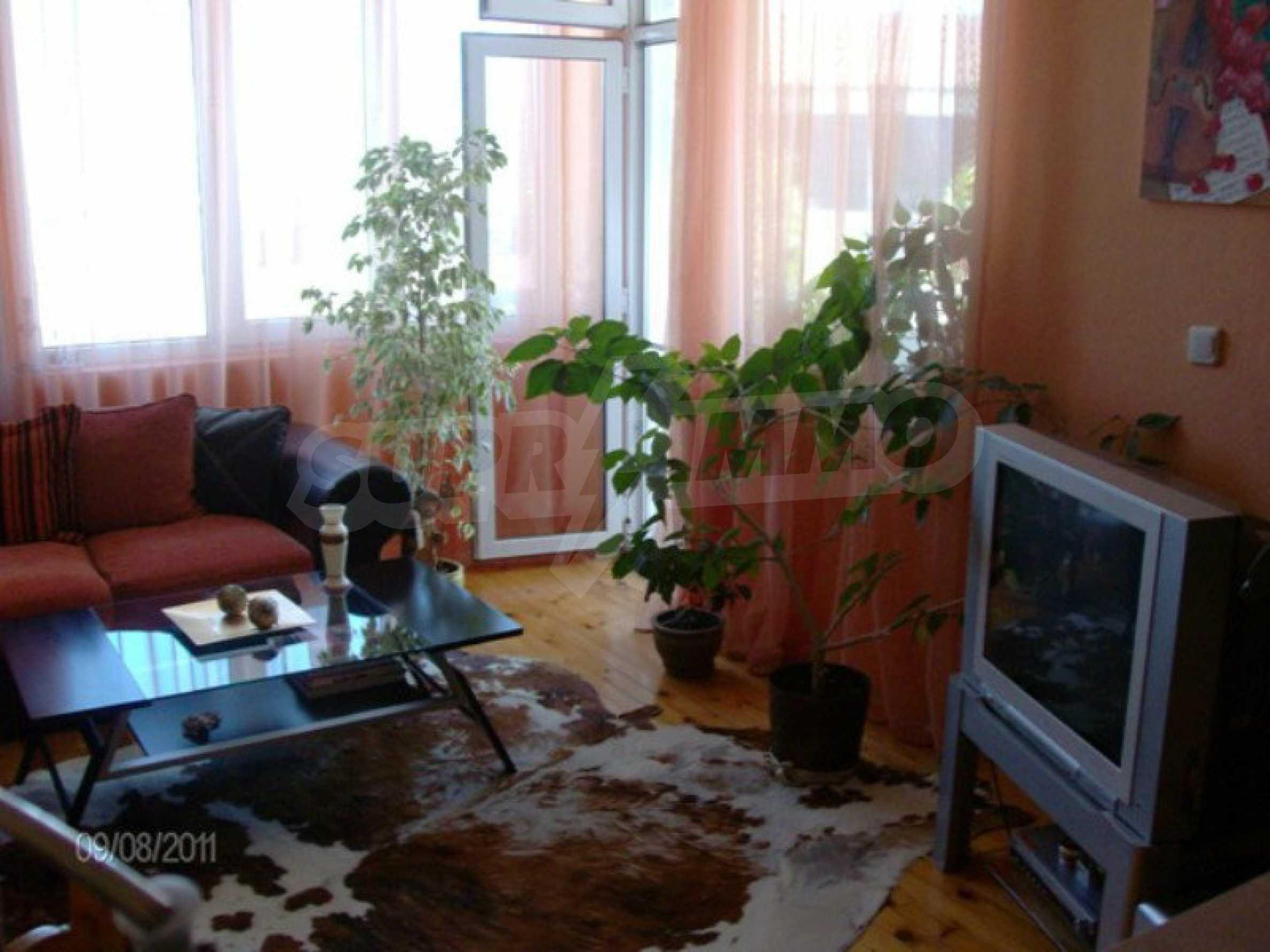 Zwei-Zimmer-Wohnung in Baltschik