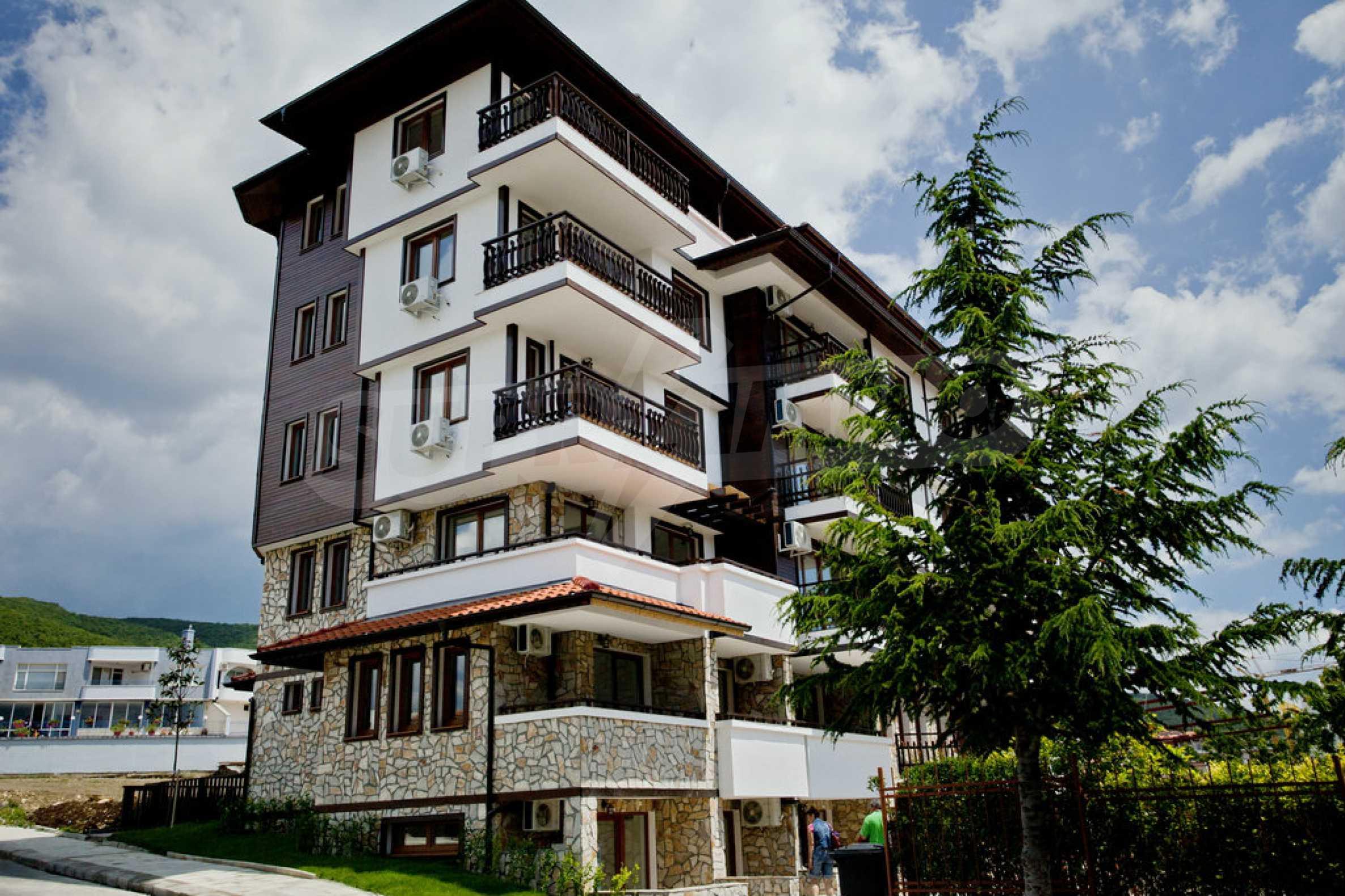 Exquisite Apartments in einer Ferienanlage in der Nähe von Central Beach 25