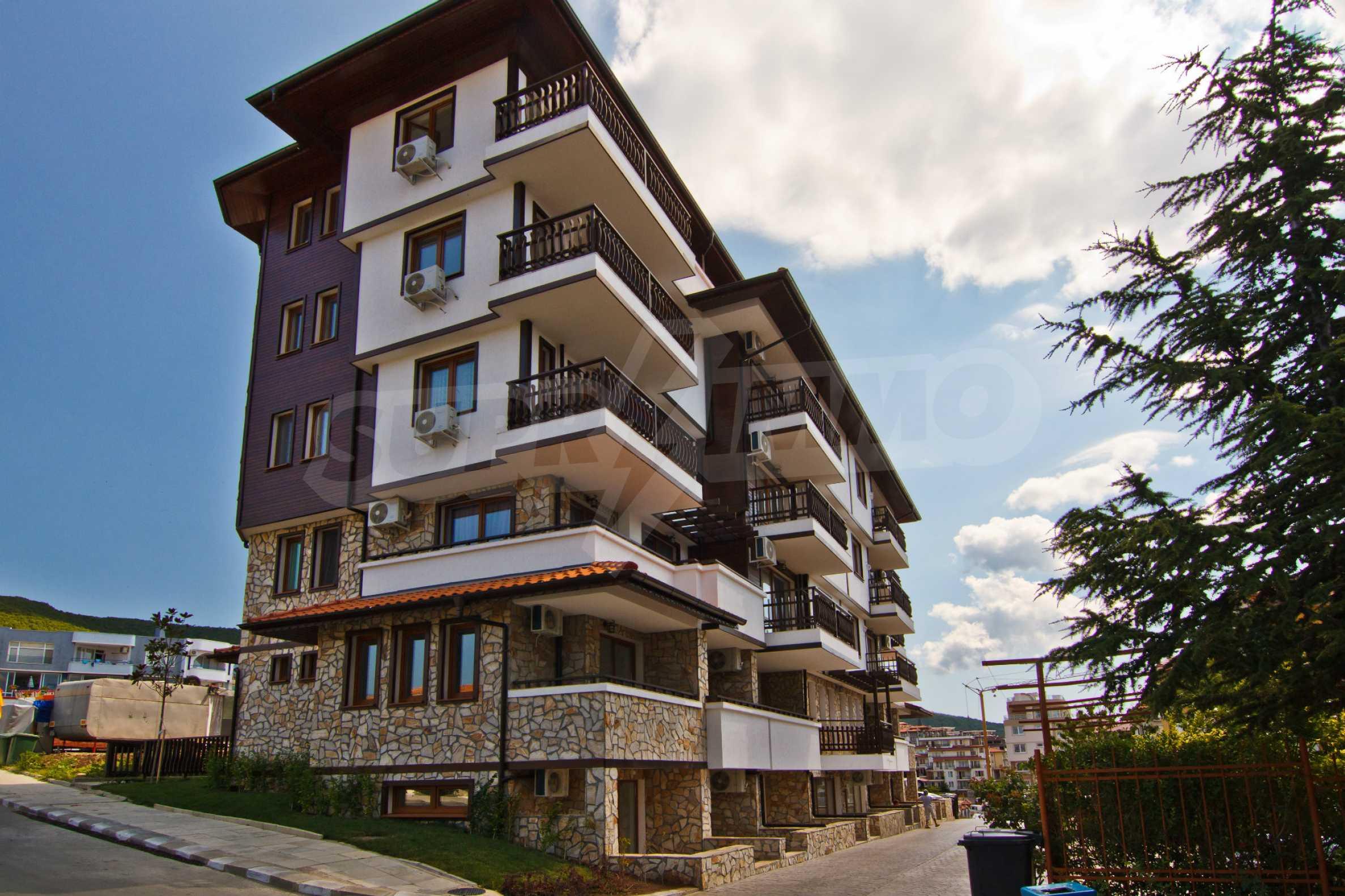 Exquisite Apartments in einer Ferienanlage in der Nähe von Central Beach 29