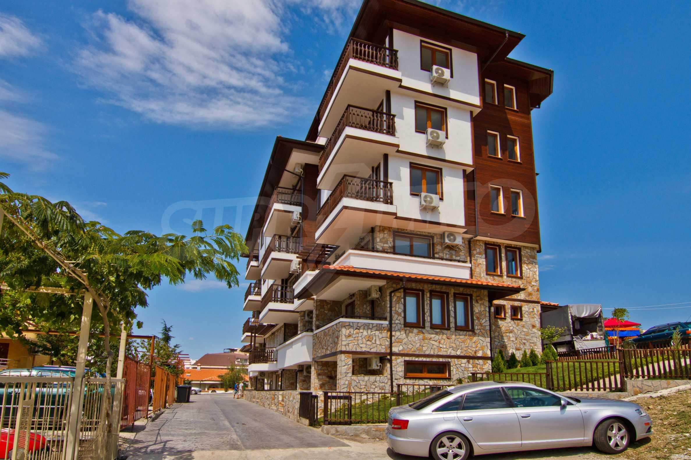 Exquisite Apartments in einer Ferienanlage in der Nähe von Central Beach 7
