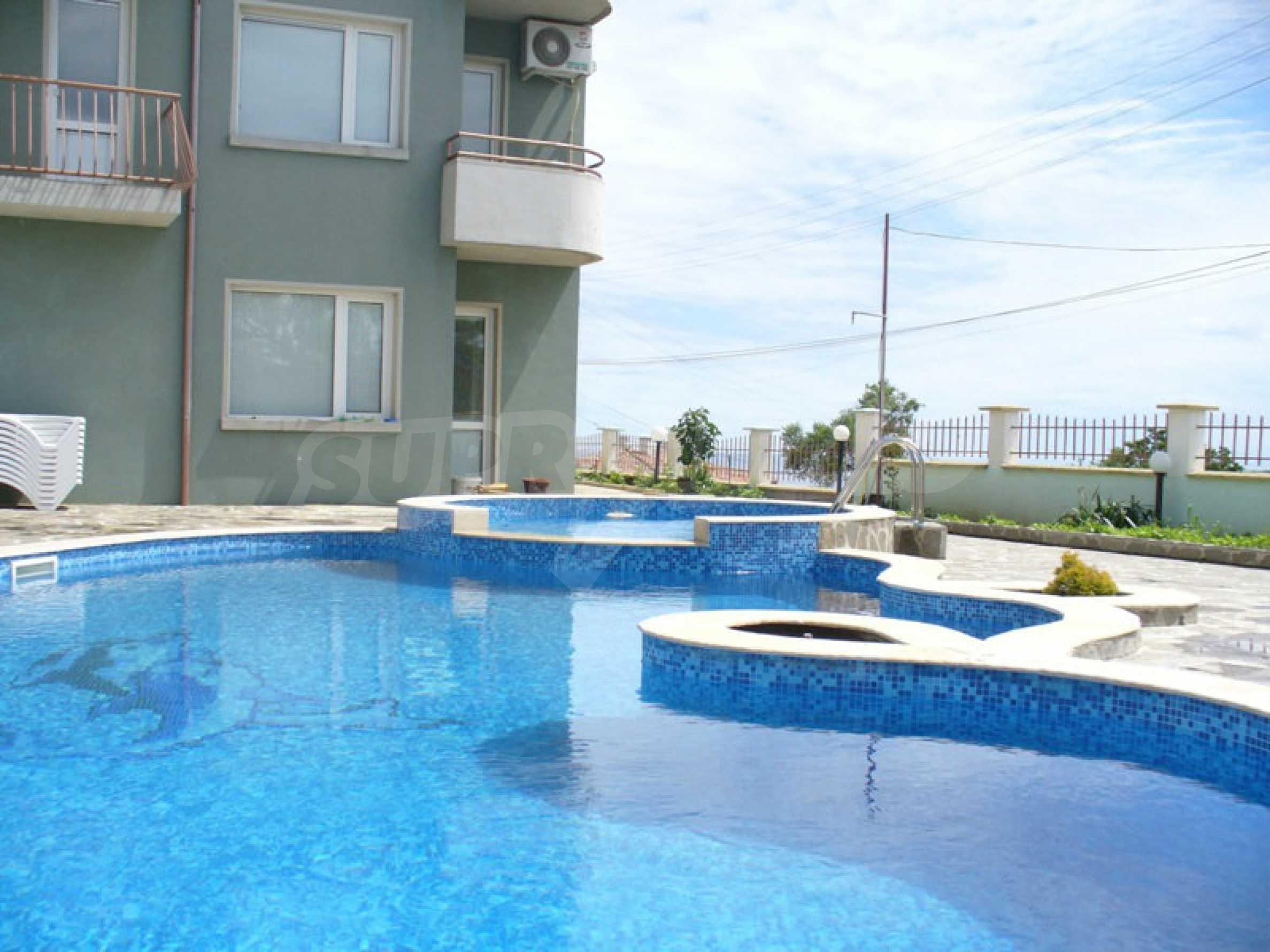 Gemütliches Familienhotel am Schwarzen Meer in der Stadt Byala 1