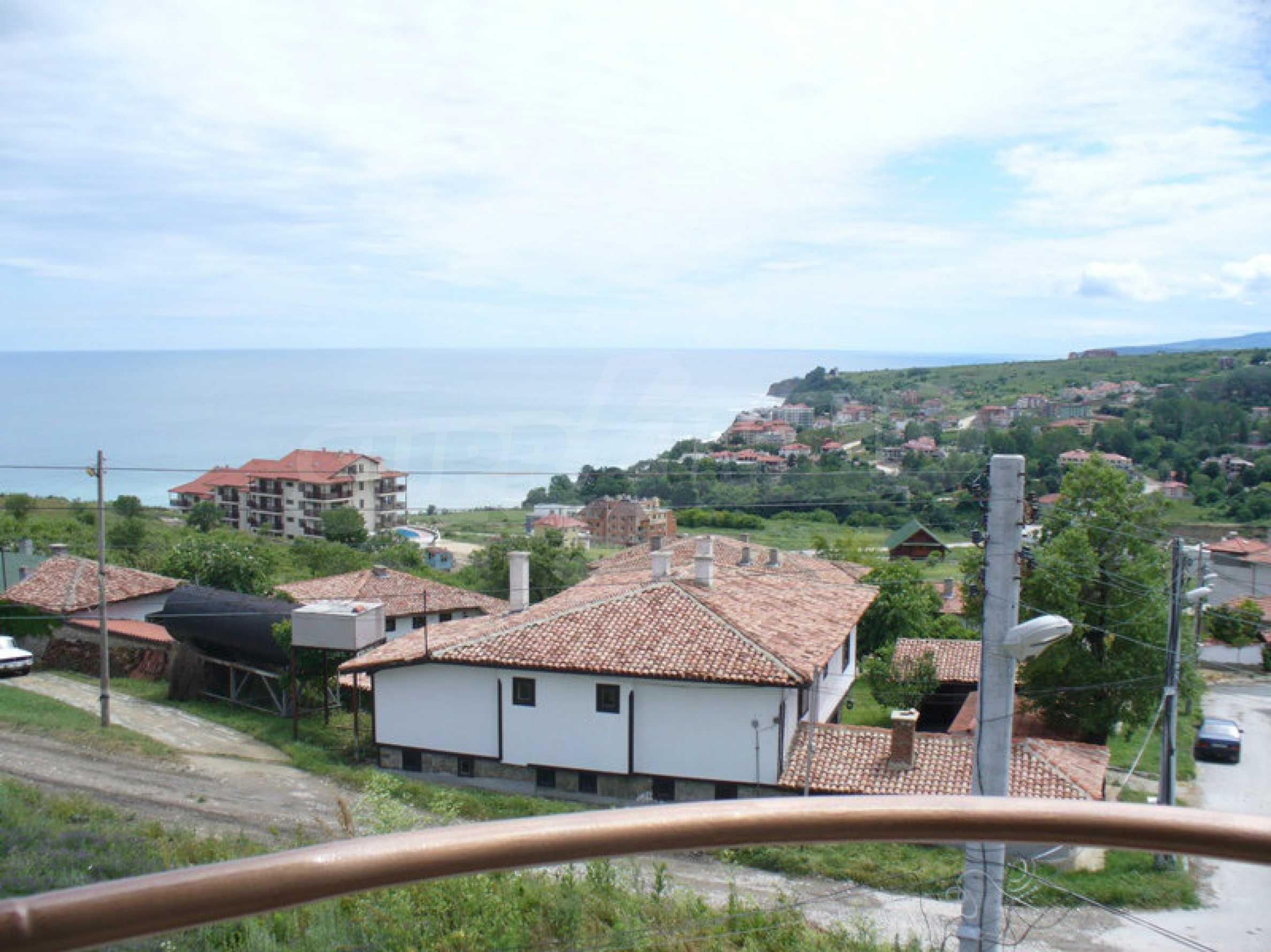 Gemütliches Familienhotel am Schwarzen Meer in der Stadt Byala 2