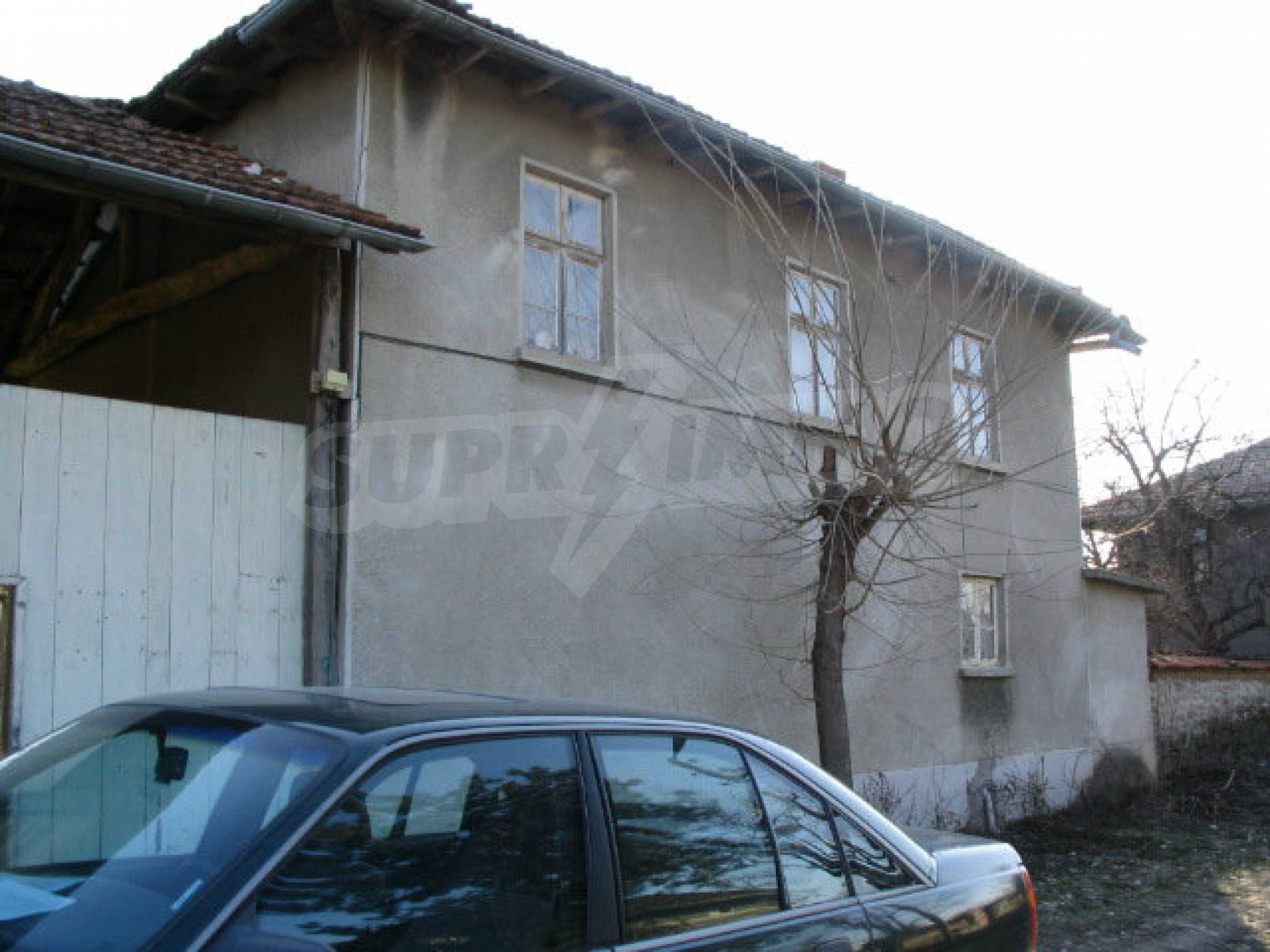 Solid built house in a village 20 km. from Veliko Tarnovo 2
