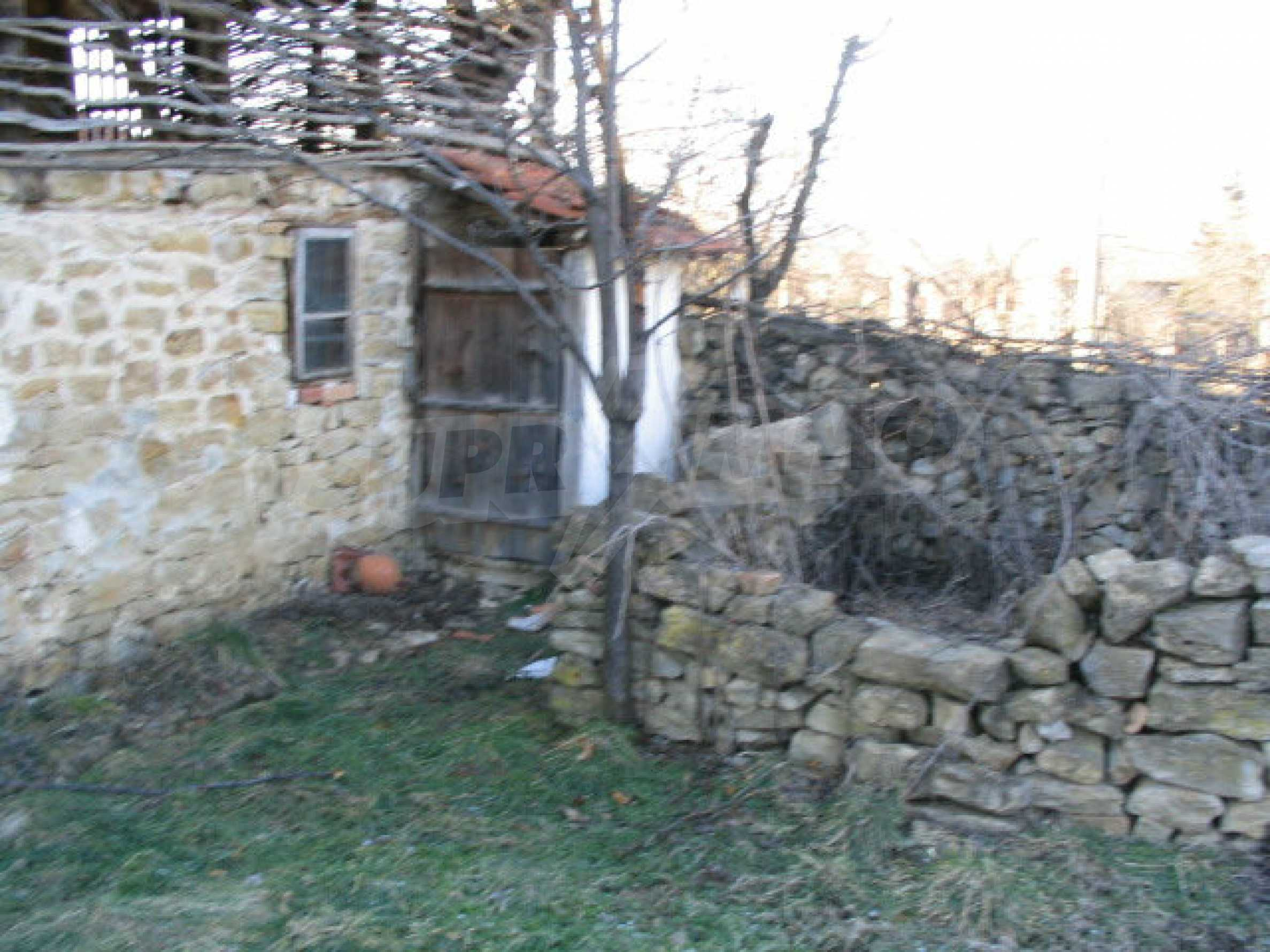 Solid built house in a village 20 km. from Veliko Tarnovo 6