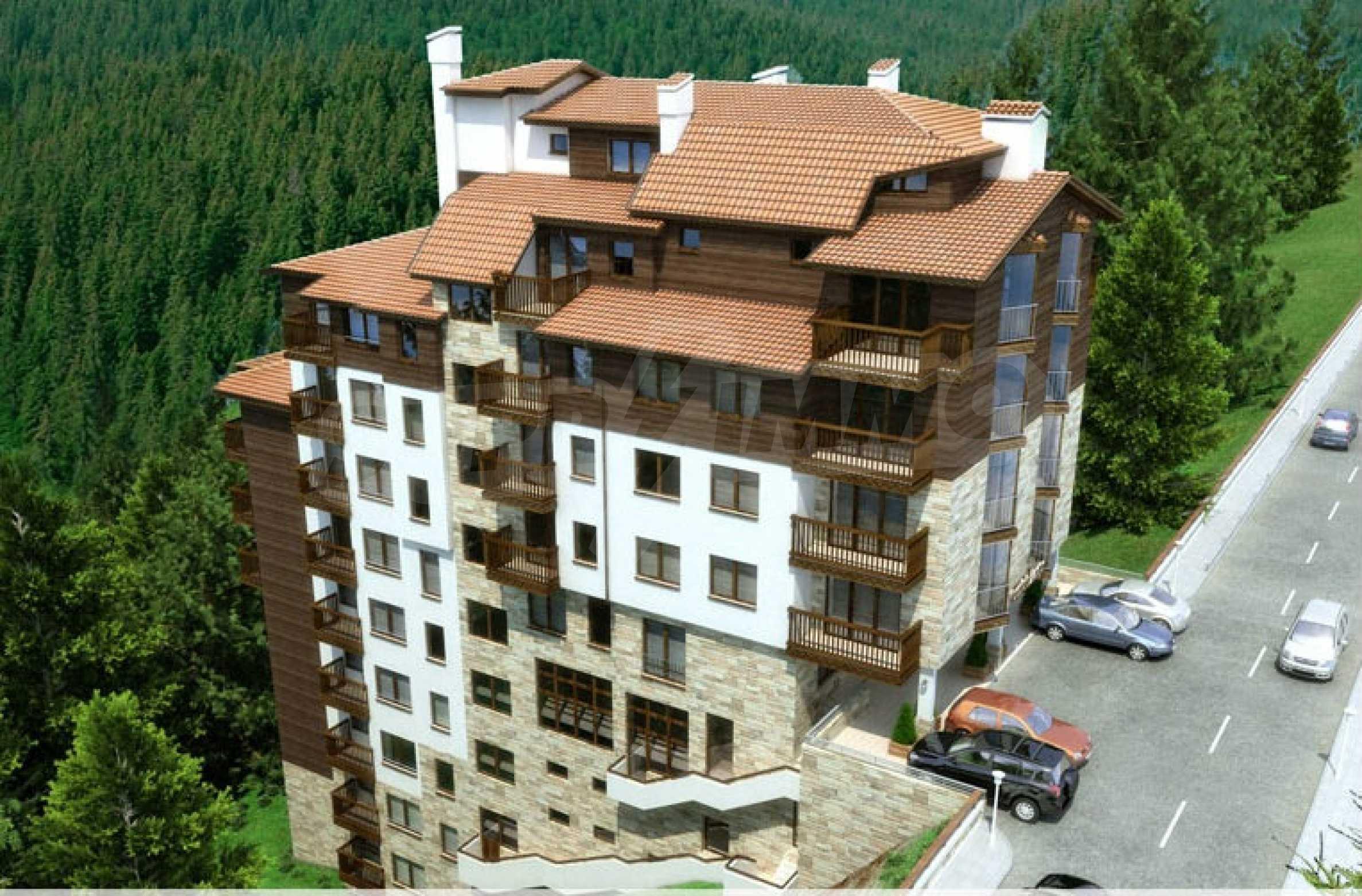 Mountain Lodge  1