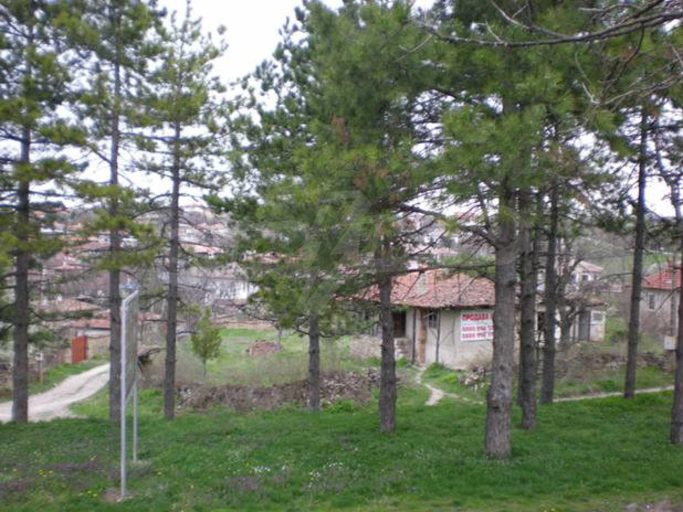 Land in the center of the prestigious village of Arbanasi 3