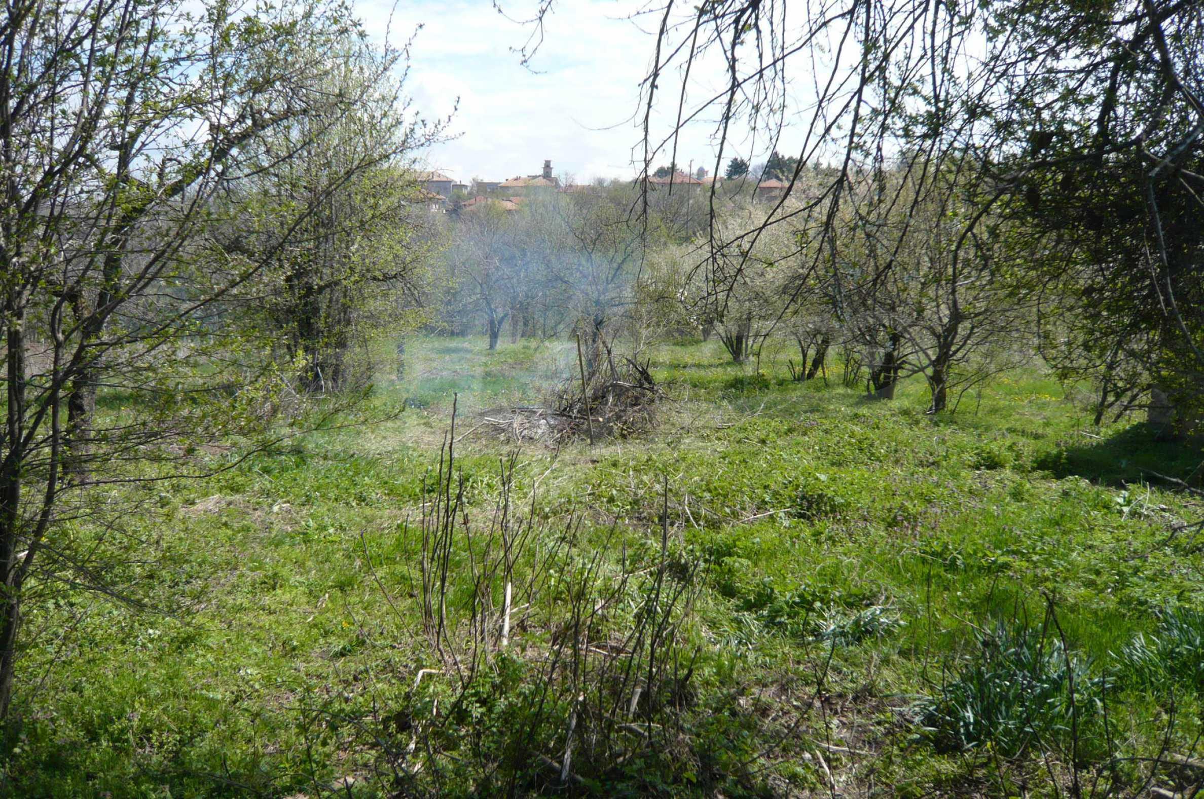 Haus mit großem Garten in einem gut entwickelten Dorf in der Nähe von Veliko Tarnovo 28