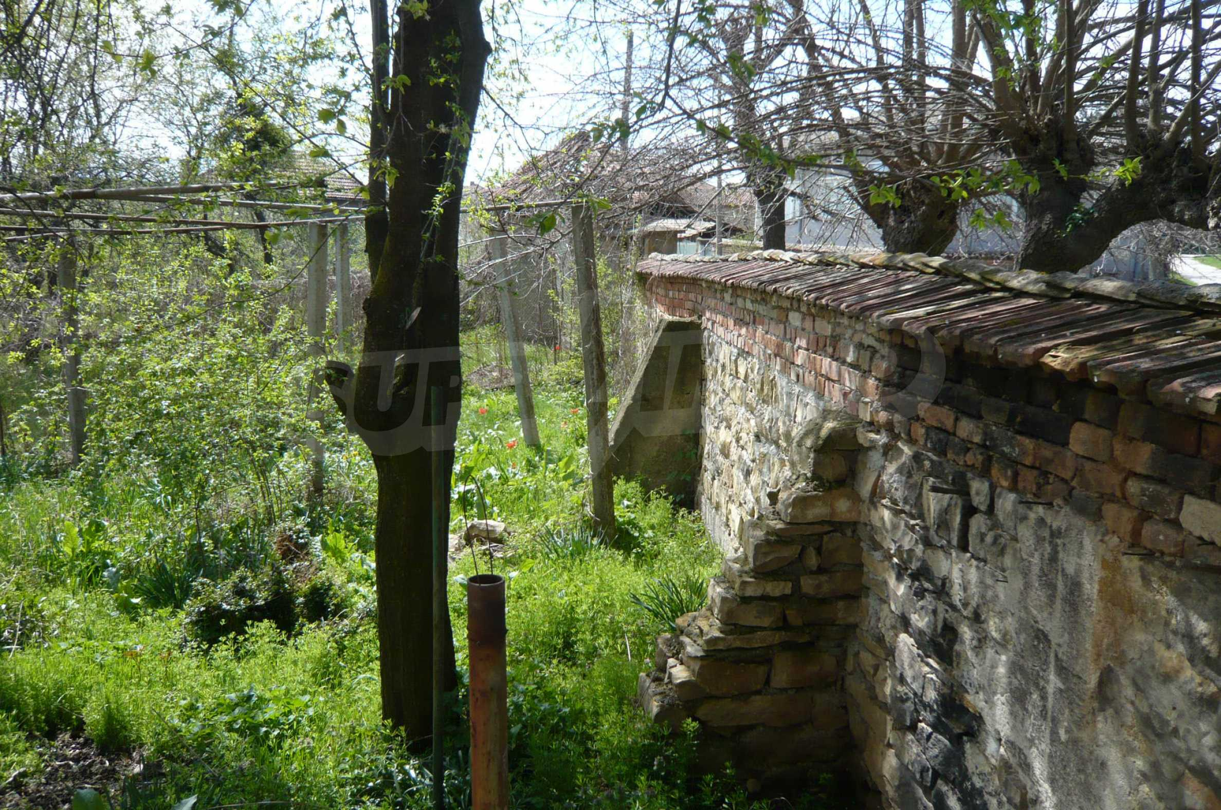 House with spacious garden in a well developed village near Veliko Tarnovo 36