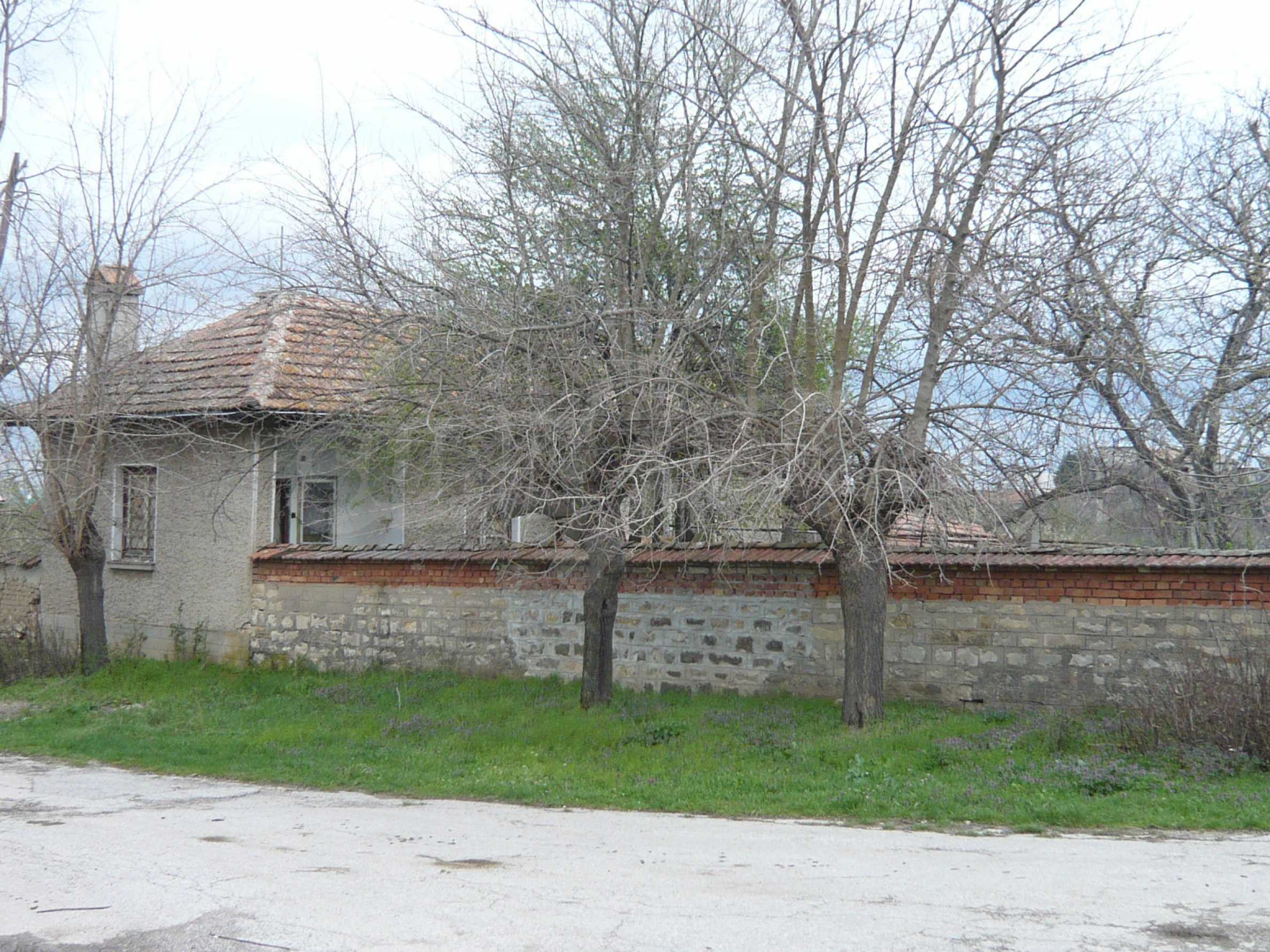 House with spacious garden in a well developed village near Veliko Tarnovo 62